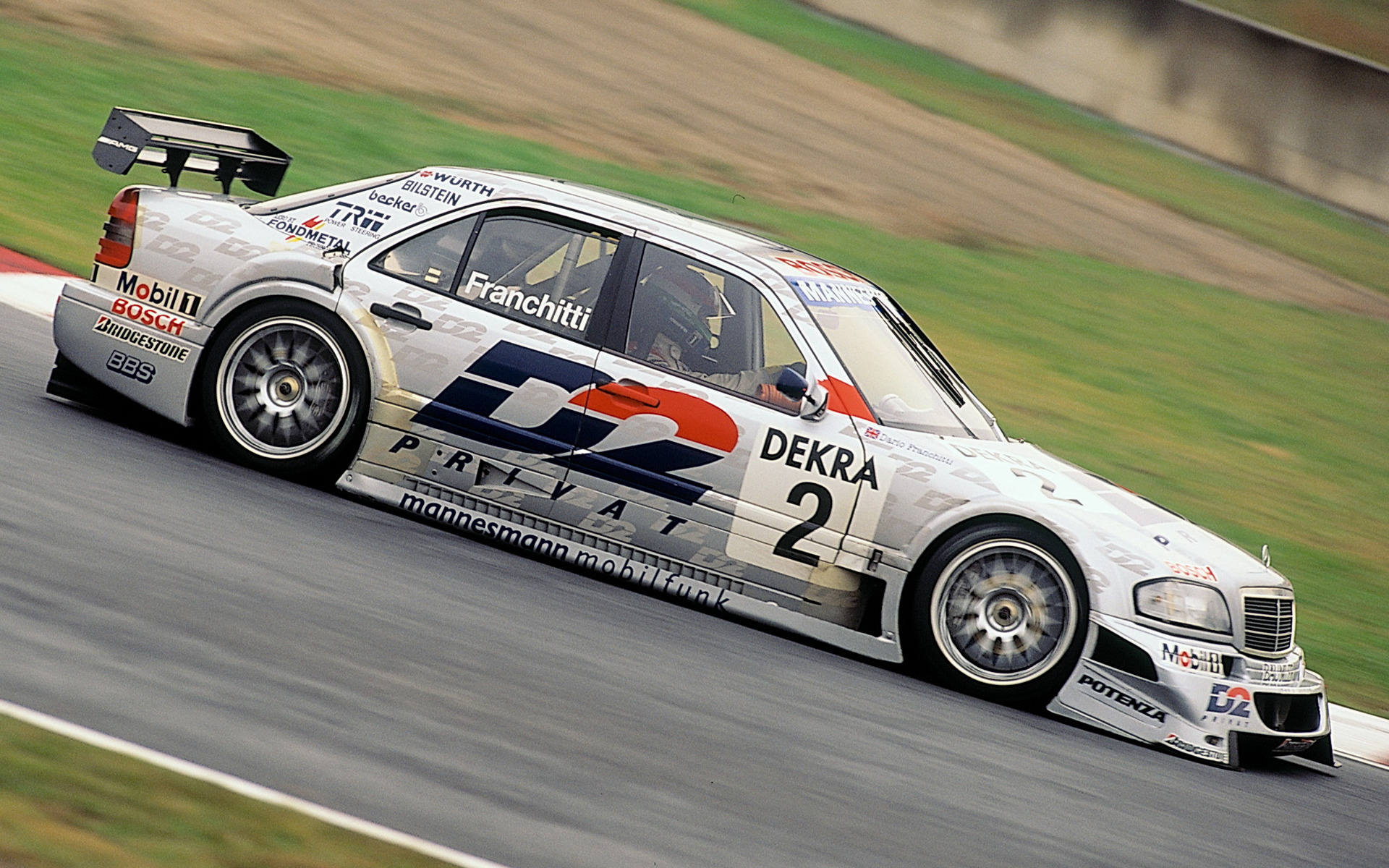 1994 Mercedes Benz C Amg Dtm Wallpapers And Hd Images Car Pixel