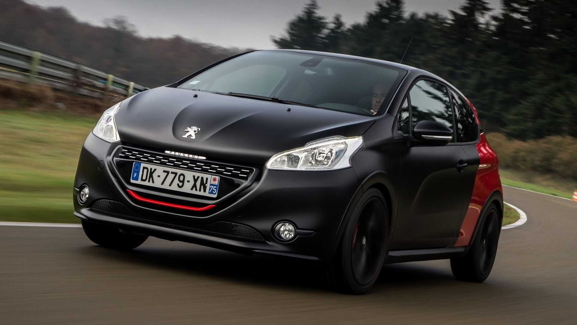 peugeot 208 gti 30th anniversary 2014 wallpapers and hd images car pixel. Black Bedroom Furniture Sets. Home Design Ideas