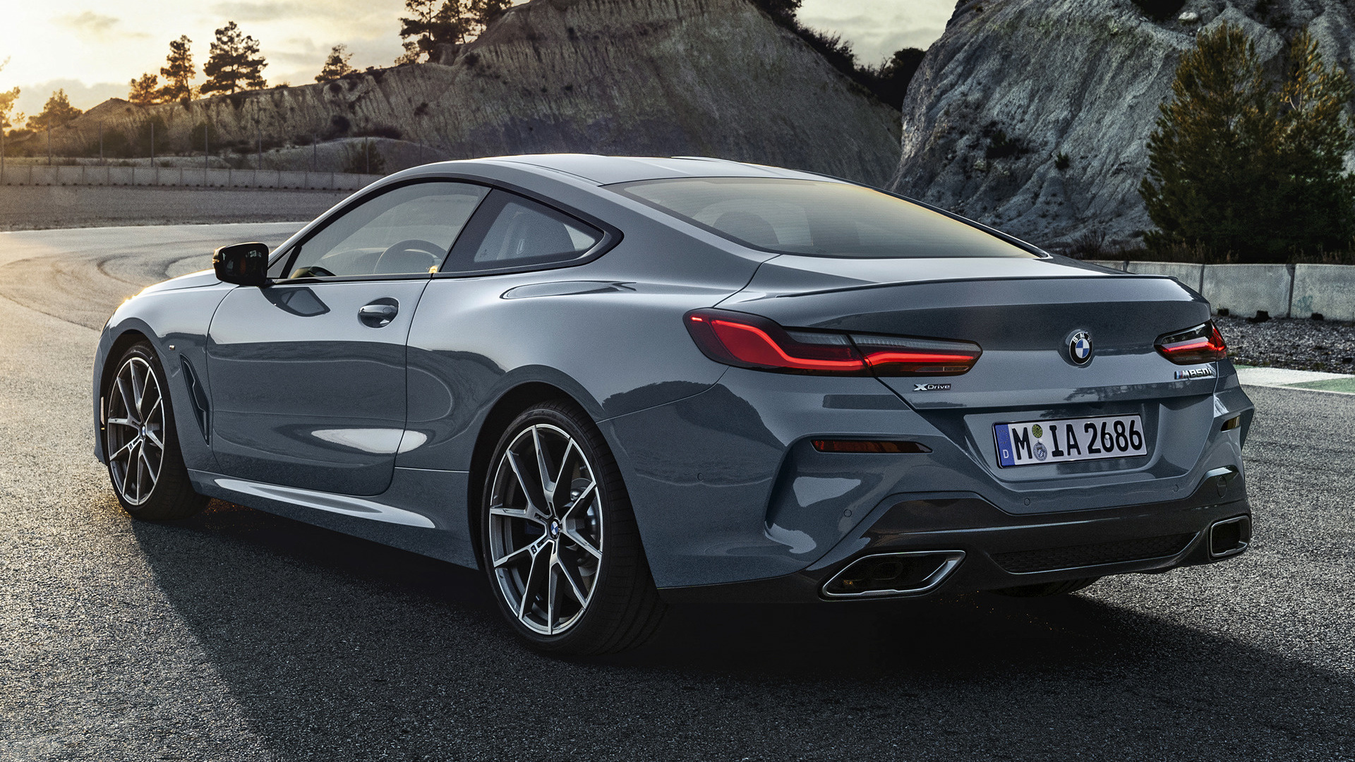 2018 BMW M850i Coupe - Wallpapers and HD Images | Car Pixel