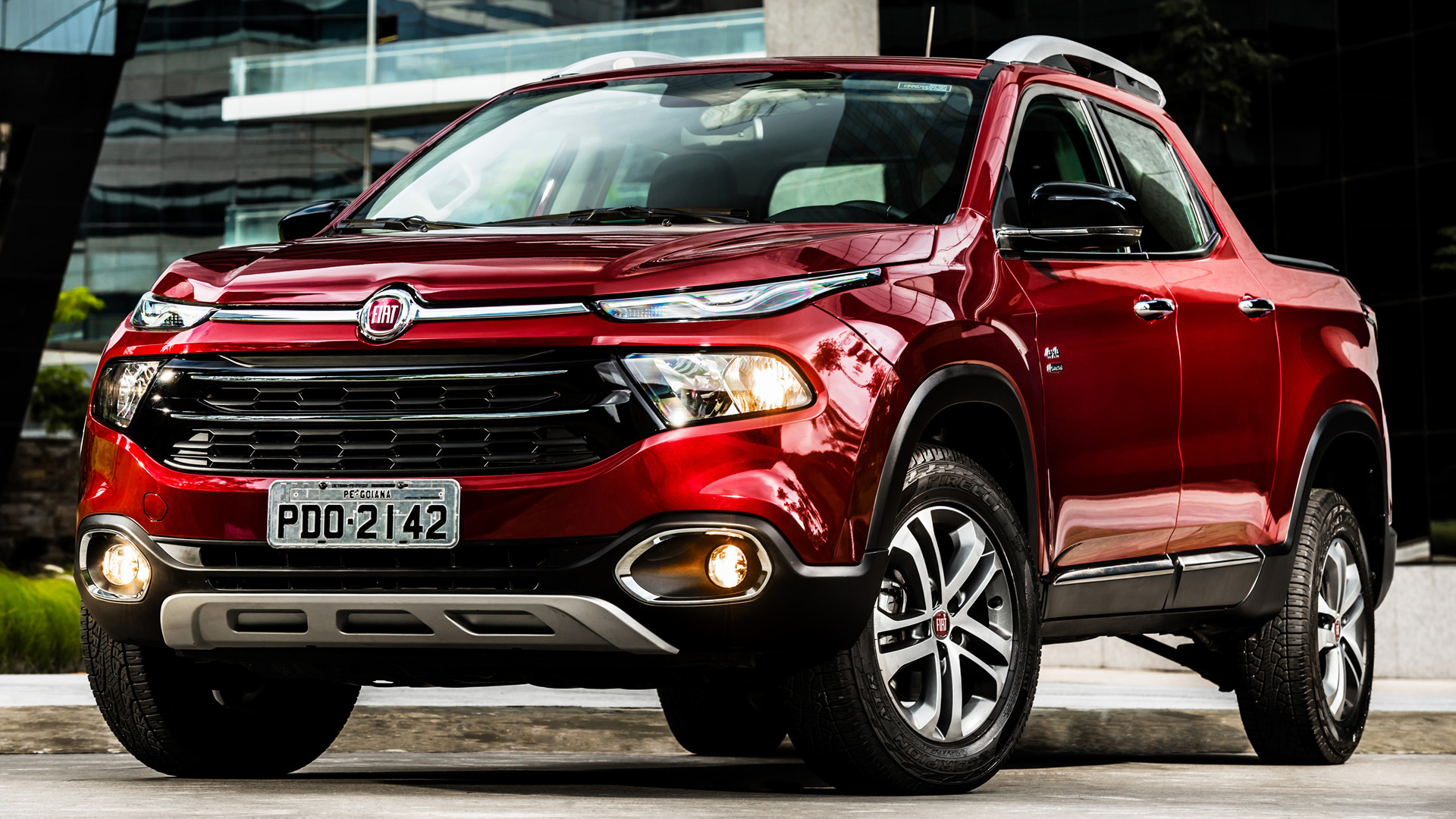 2016 Fiat Toro Volcano - Wallpapers and HD Images | Car Pixel