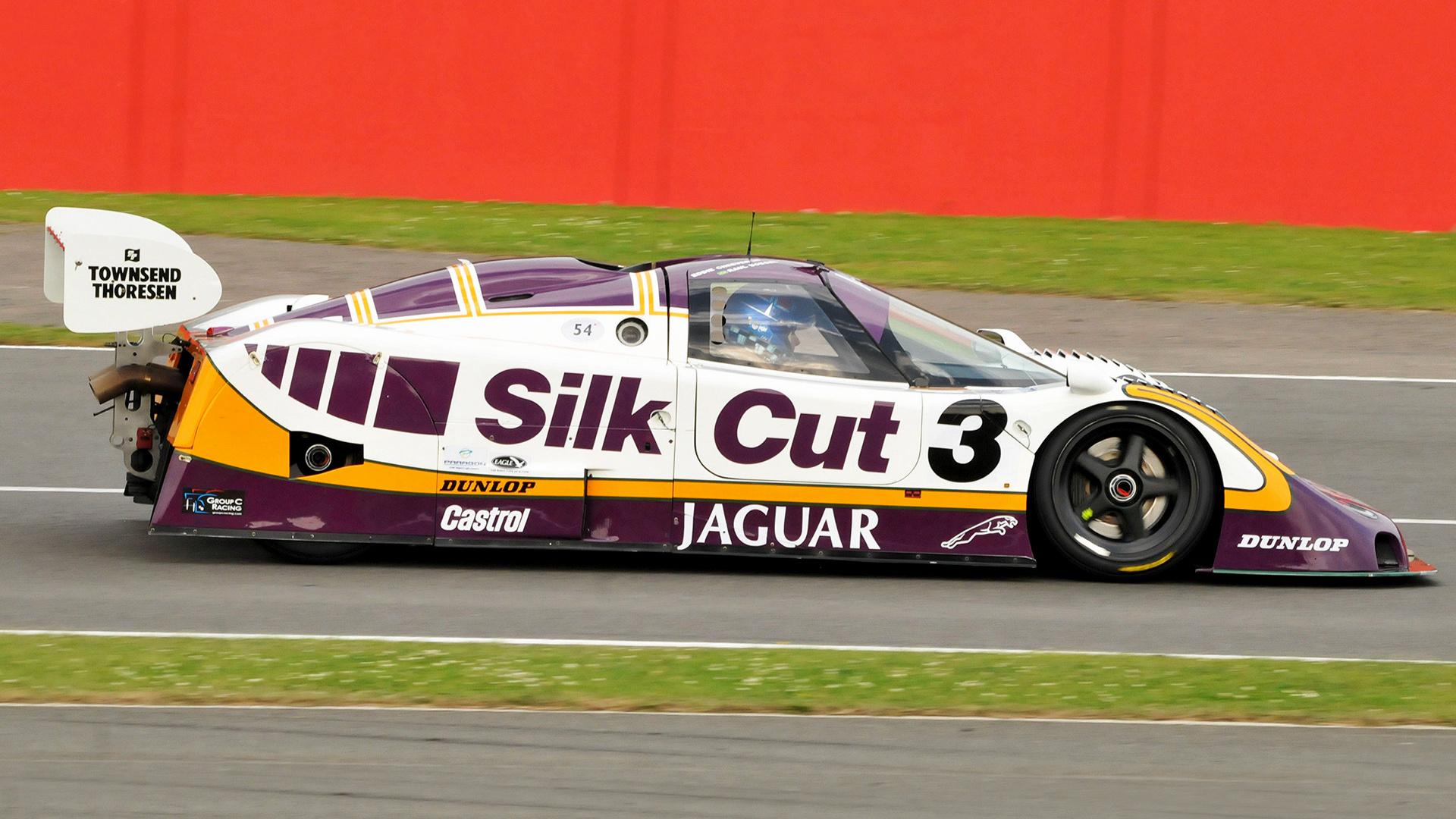 Jaguar XJR-8 (1987) Wallpapers and HD Images - Car Pixel