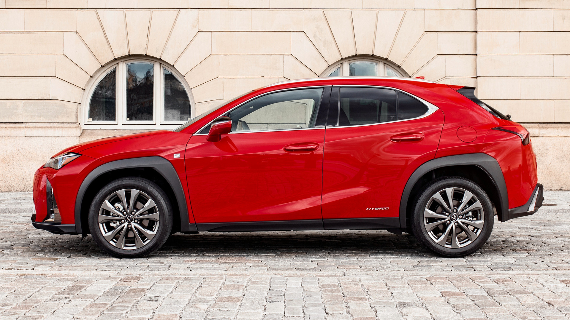 Mazda 6 Sport >> 2018 Lexus UX Hybrid F Sport - Wallpapers and HD Images | Car Pixel