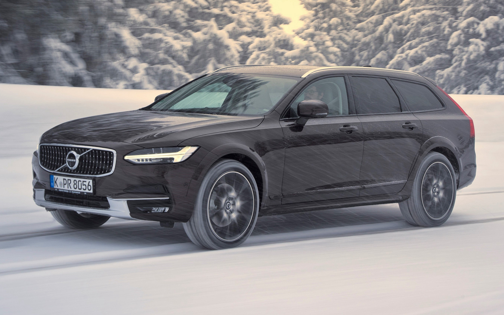 BMW Is From Which Country >> 2016 Volvo V90 Cross Country - Wallpapers and HD Images | Car Pixel