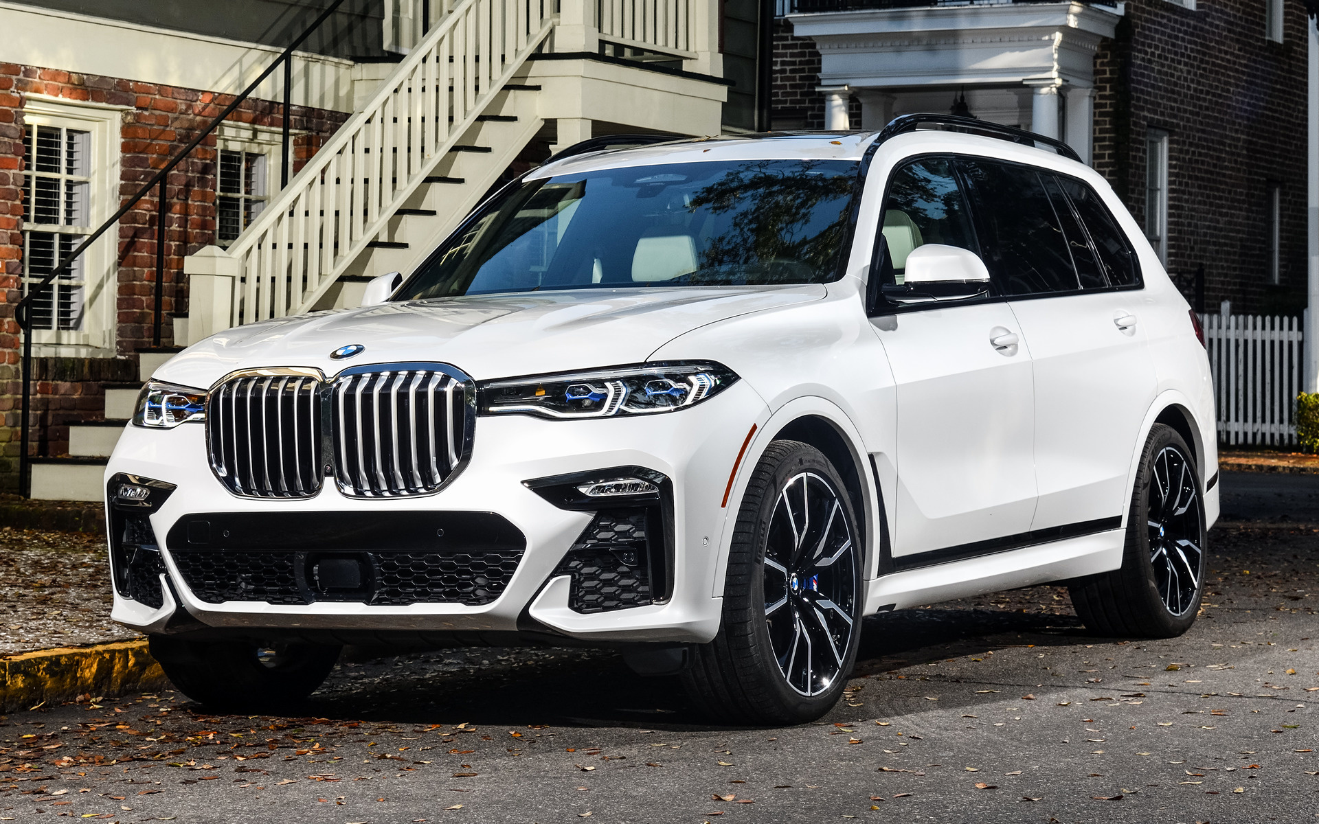 2020 Bmw X7 M Sport Us Wallpapers And Hd Images Car Pixel