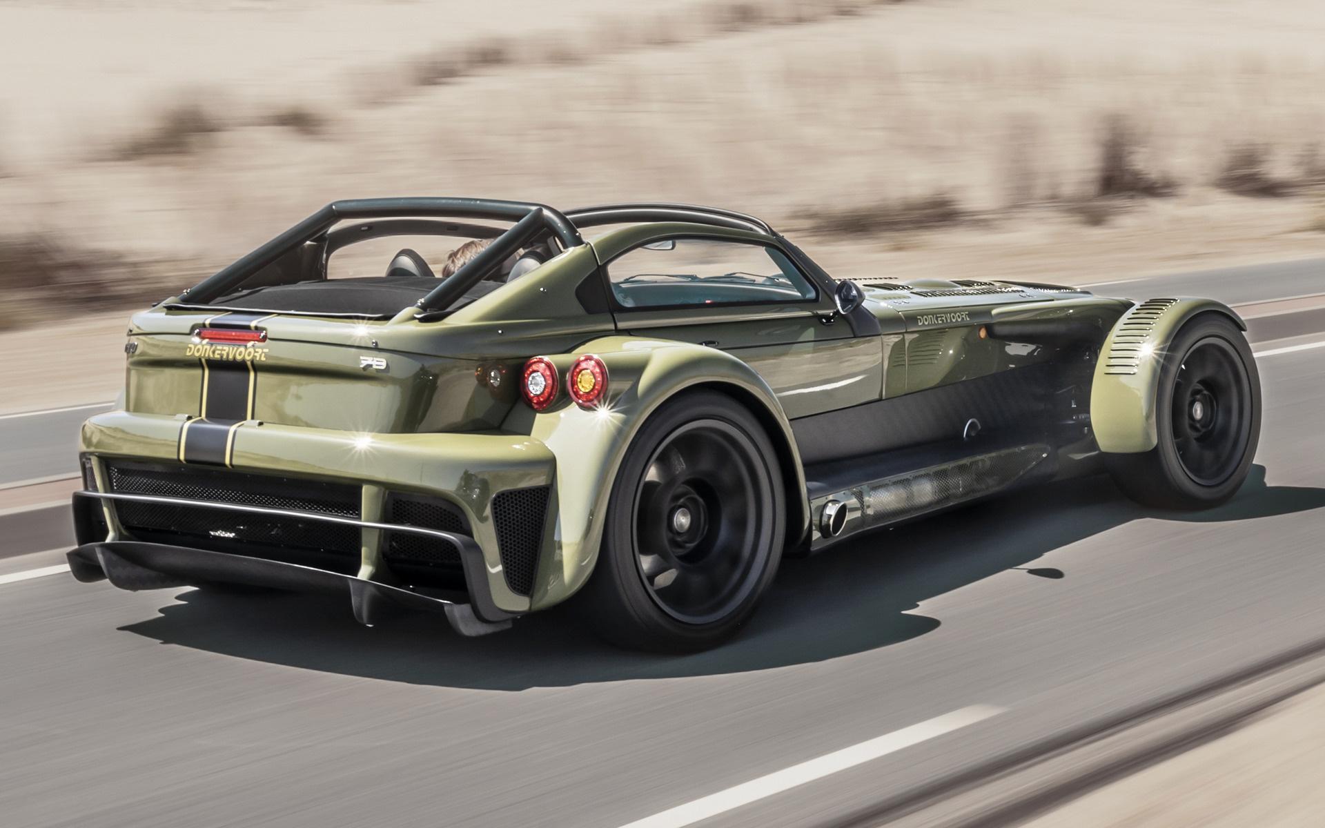 Обои 2015, donkervoort, d8, bare naked carbon. Автомобили foto 17