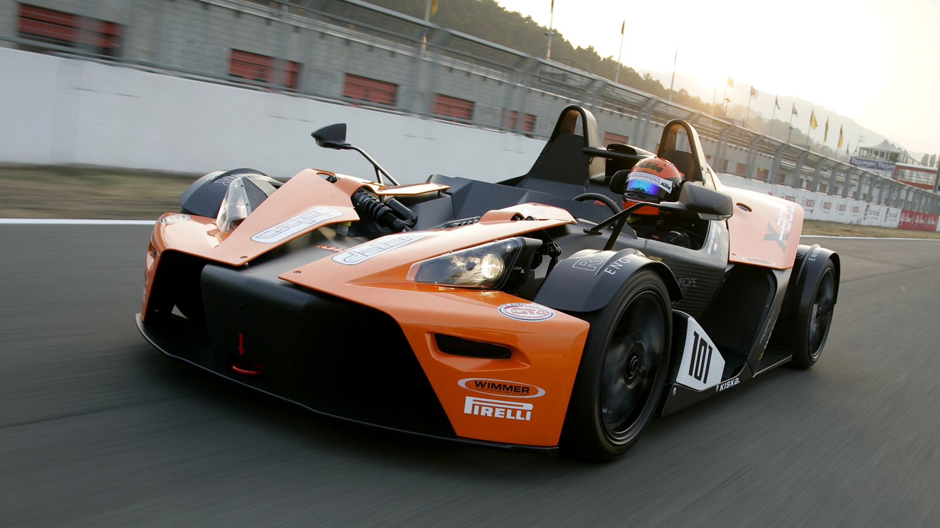KTM X Bow GT4 2008 Wallpapers And HD Images