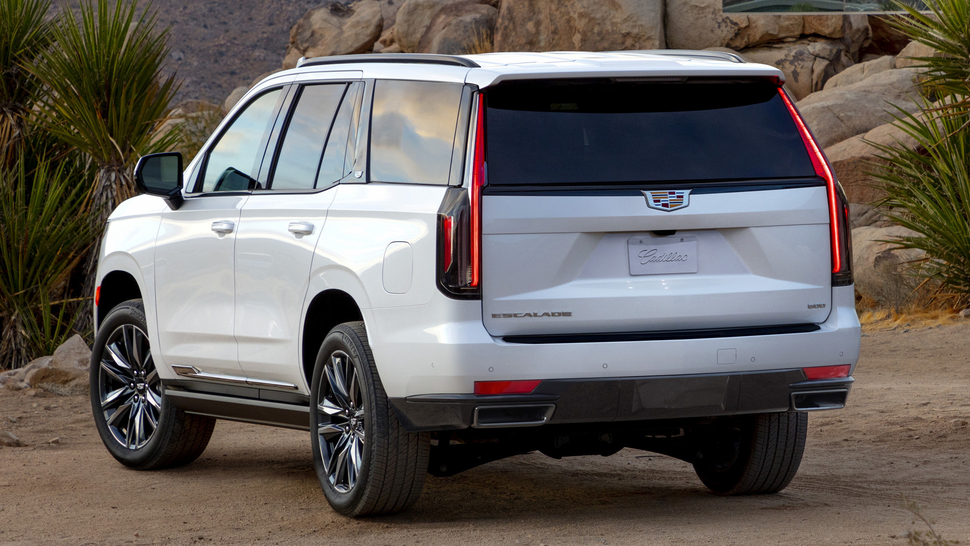 2021 cadillac escalade sport  wallpapers and hd images