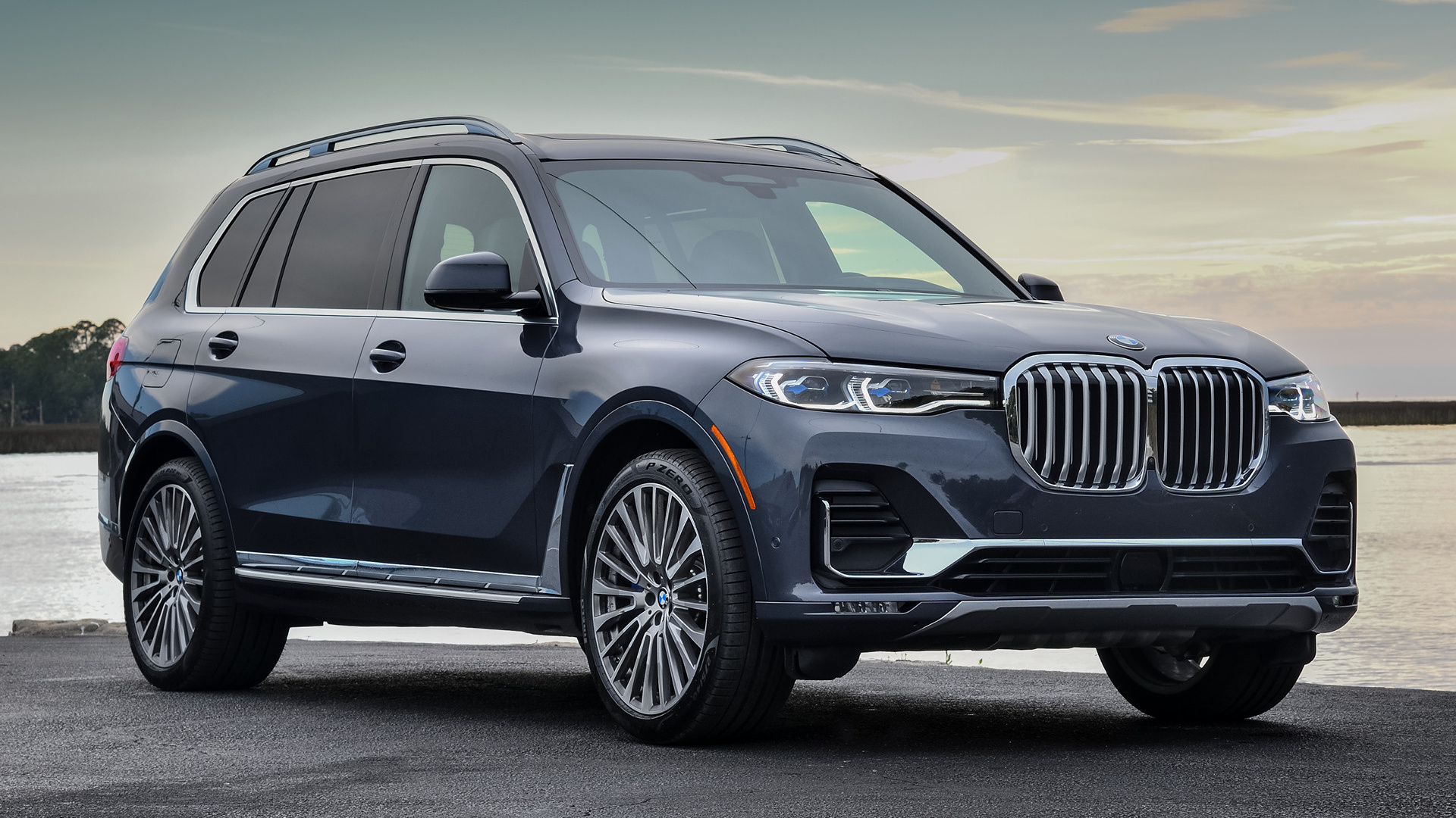 2020 Bmw X7 Us Sfondi E Immagini Hd Per Desktop Car