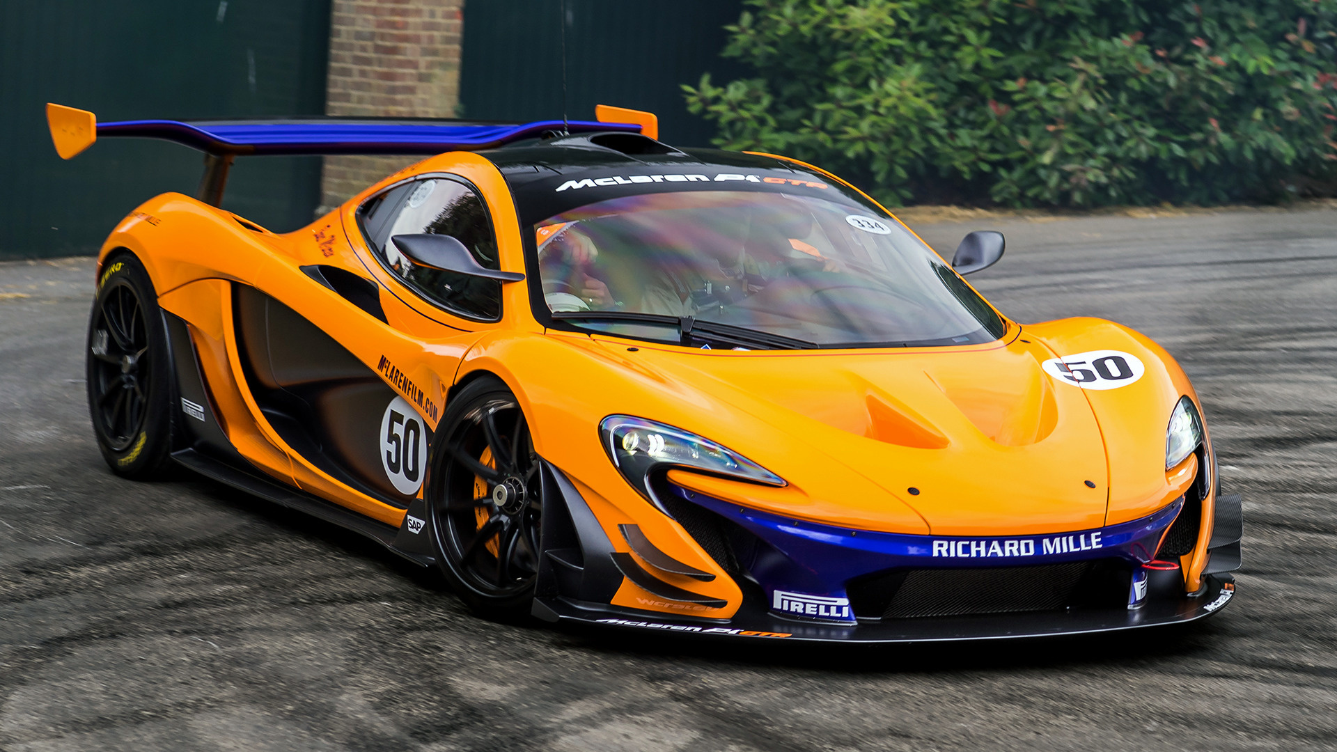 2015 Mclaren P1 Gtr Wallpapers And Hd Images Car Pixel