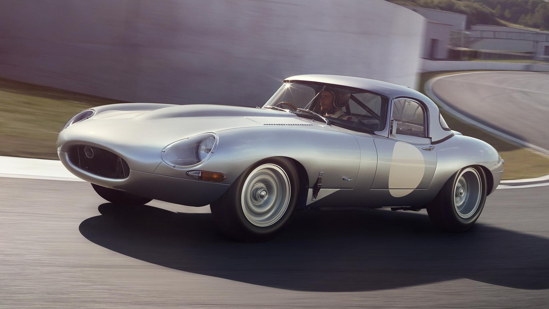 Jaguar Lightweight E Type 2014 Uk Wallpapers And Hd Images Car Pixel