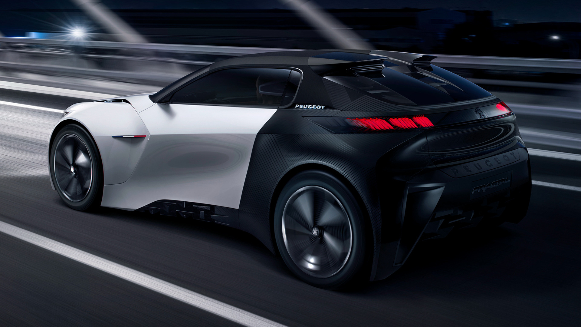 2015 Peugeot Fractal Concept - Wallpapers and HD Images ...