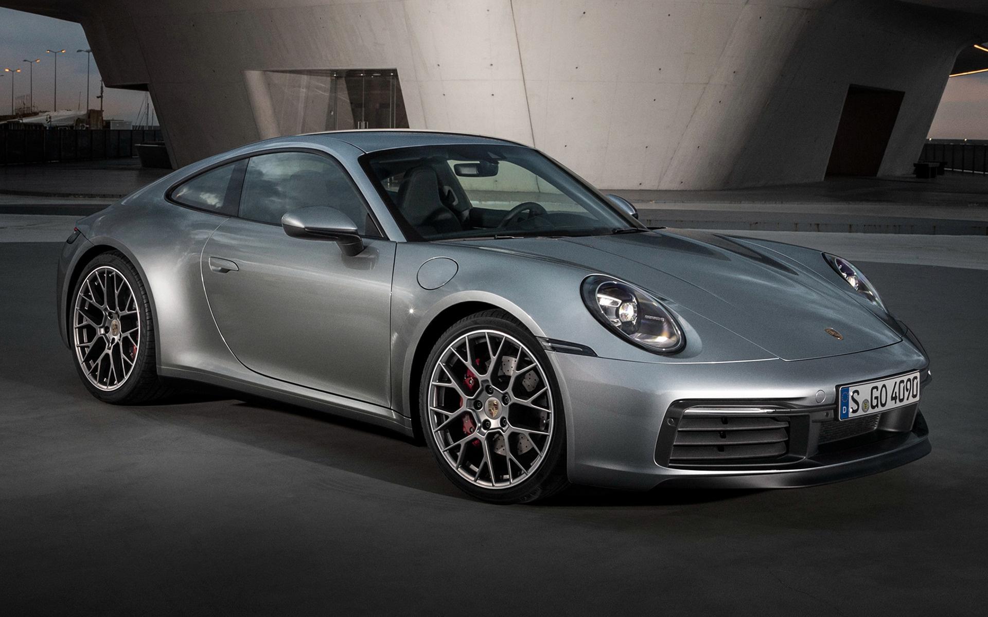 WS 8:5 · Porsche 911 ...