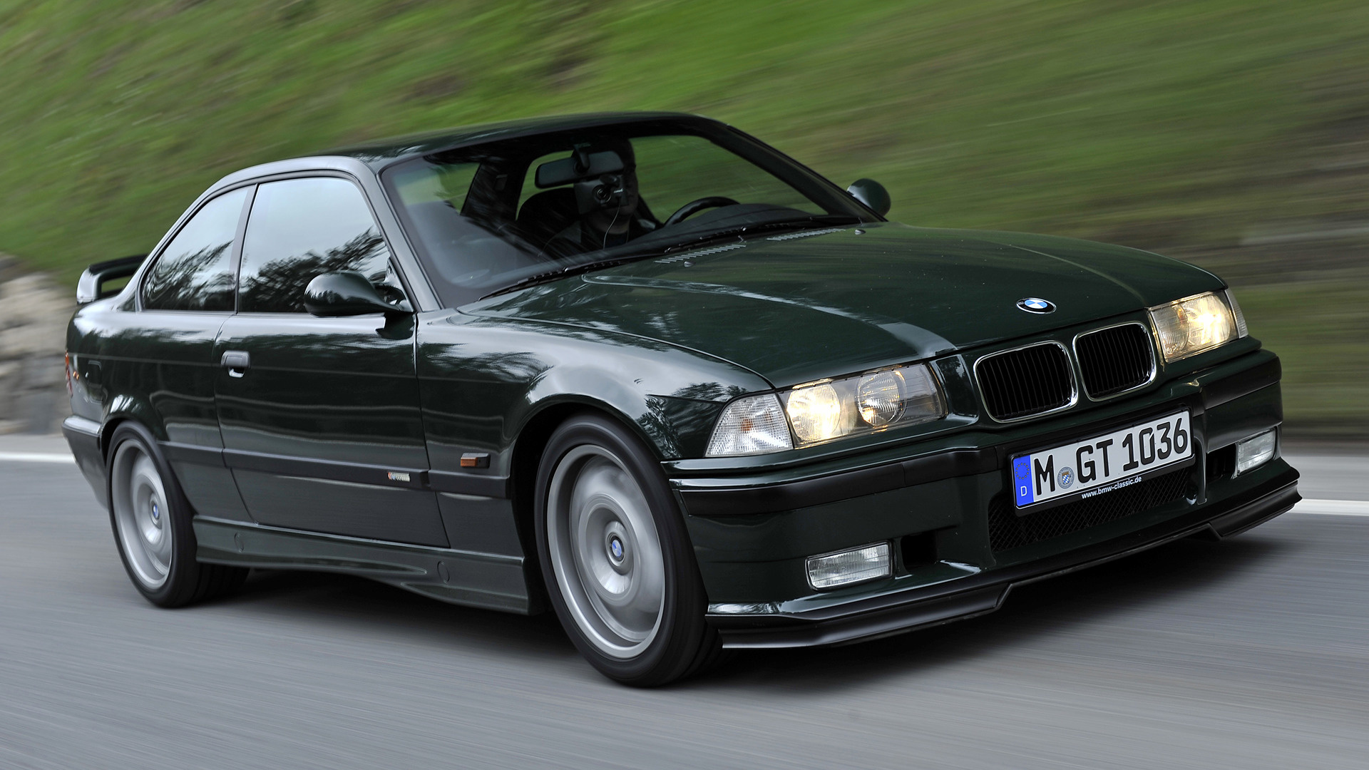 1995 bmw m3 gt coupe