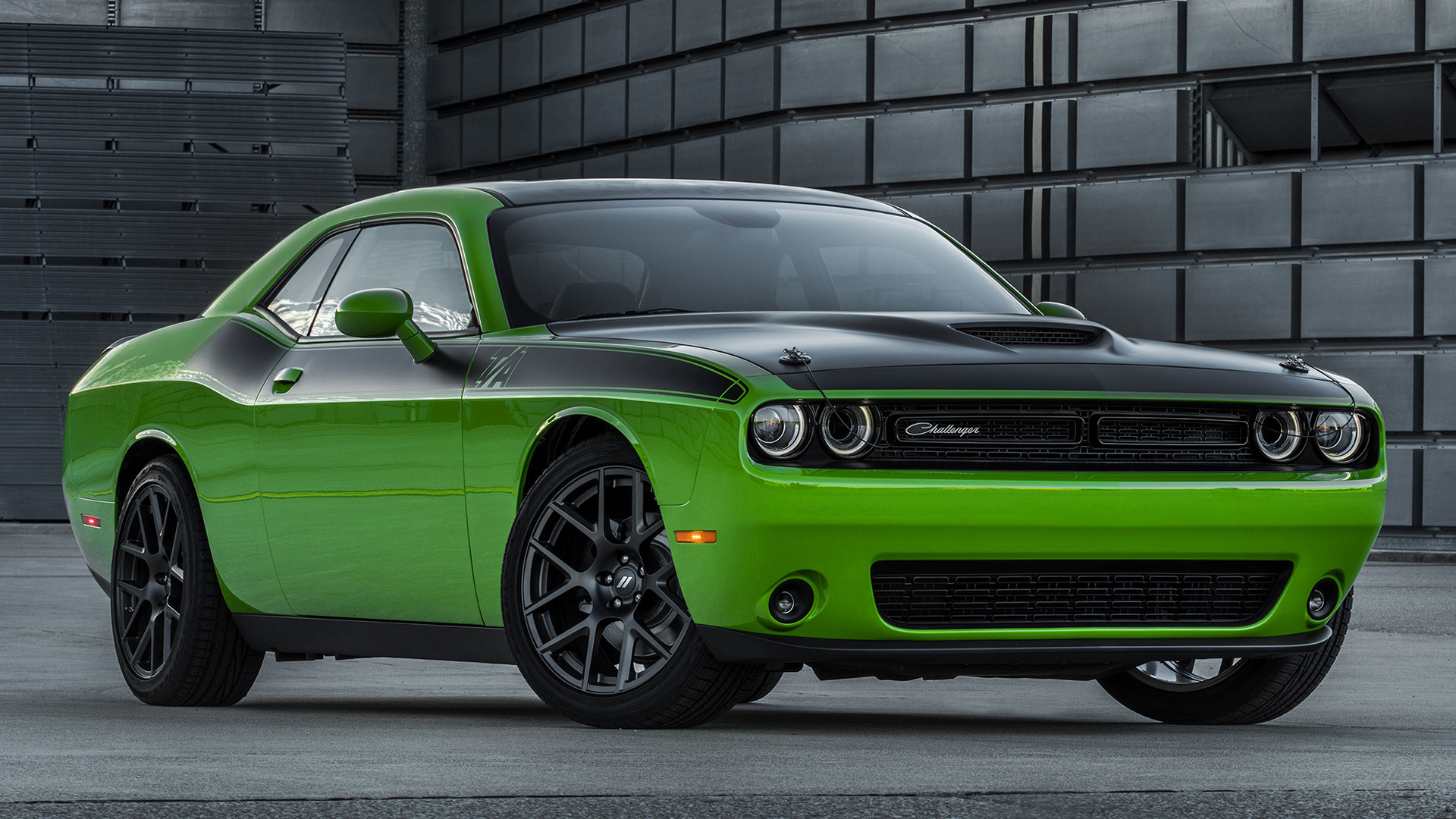 2016 Dodge Ram >> 2017 Dodge Challenger T/A - Wallpapers and HD Images | Car Pixel