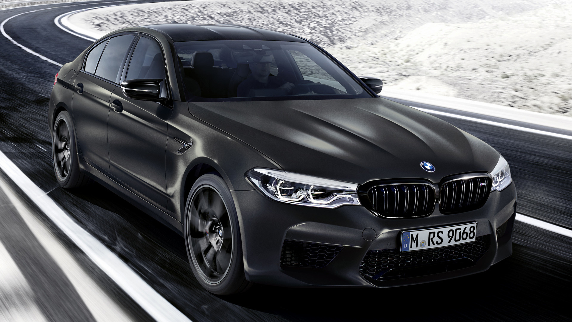 2019 BMW M5 Competition 35 Years Edition - Wallpapers and ...