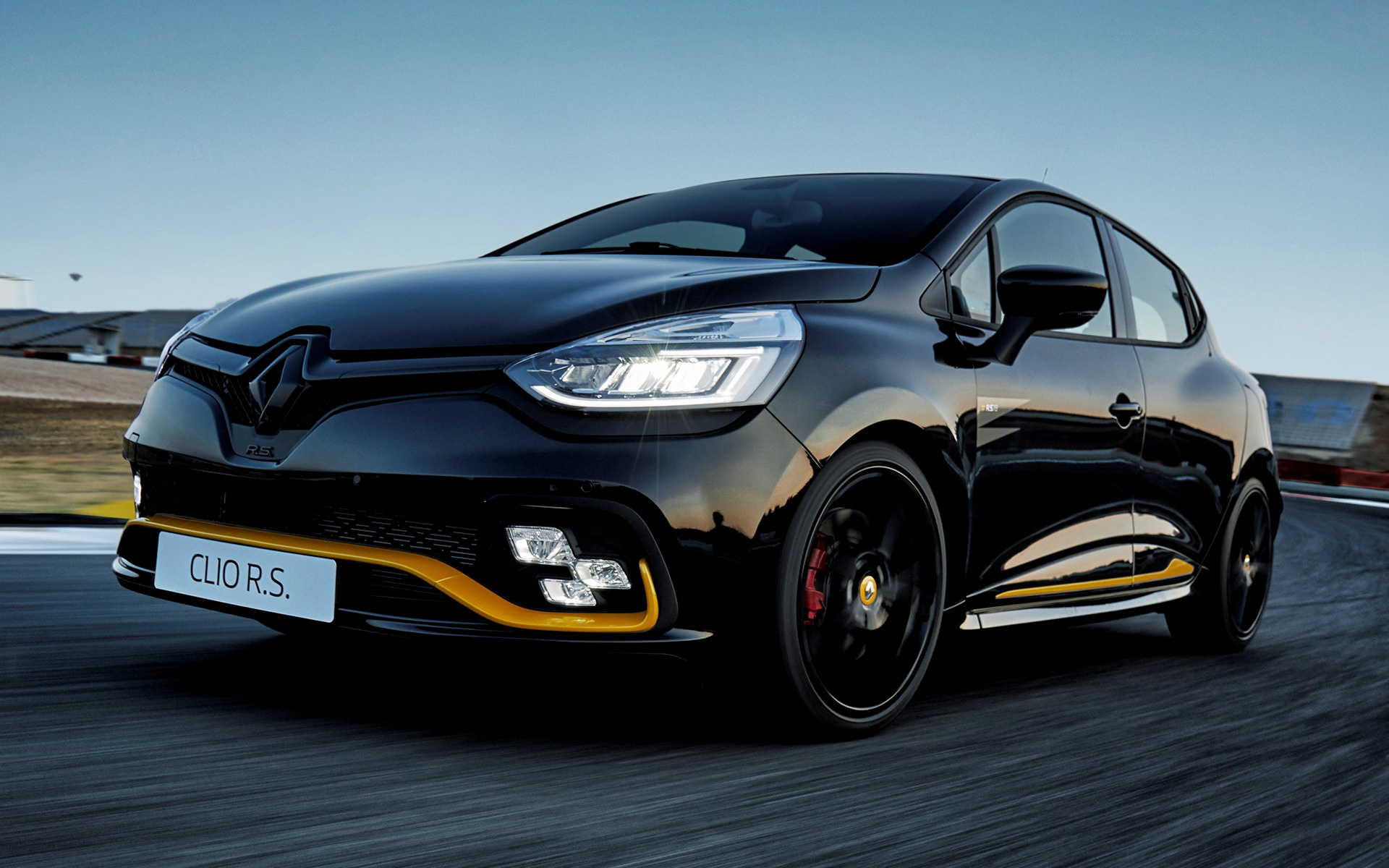 2016 Dodge Ram >> 2018 Renault Clio RS 18 - Wallpapers and HD Images | Car Pixel
