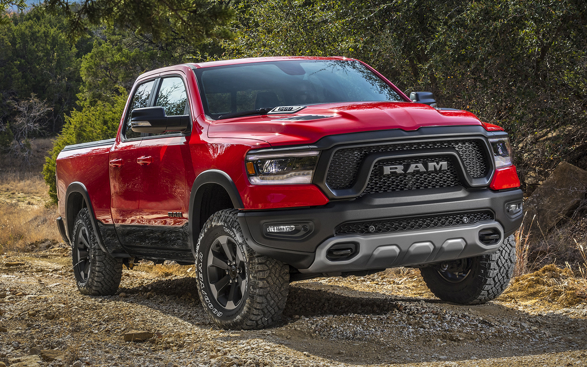 Ram 1500 Rebel >> 2019 Ram 1500 Rebel Quad Cab - Wallpapers and HD Images | Car Pixel