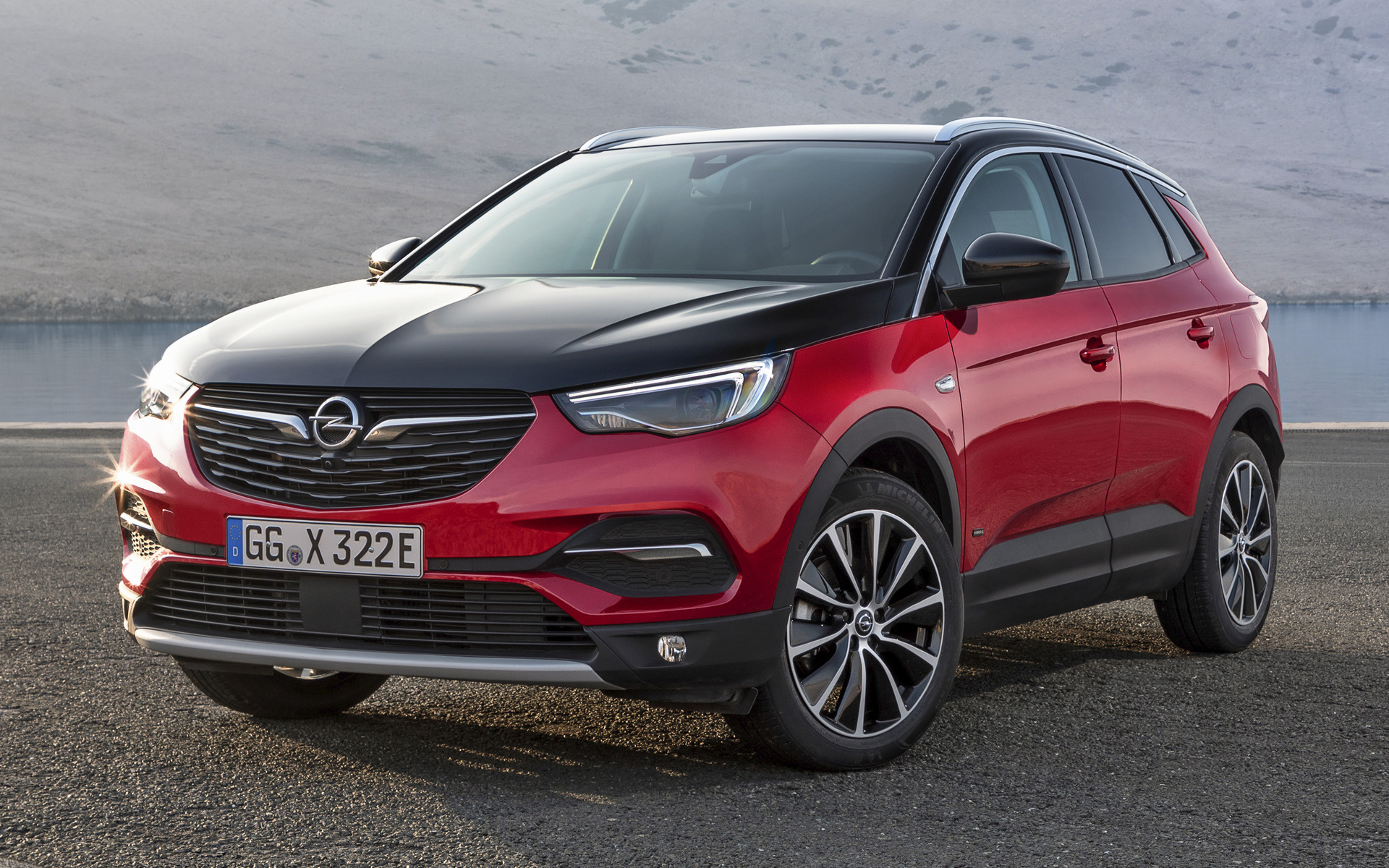 2019 opel grandland x plugin hybrid  wallpapers and hd