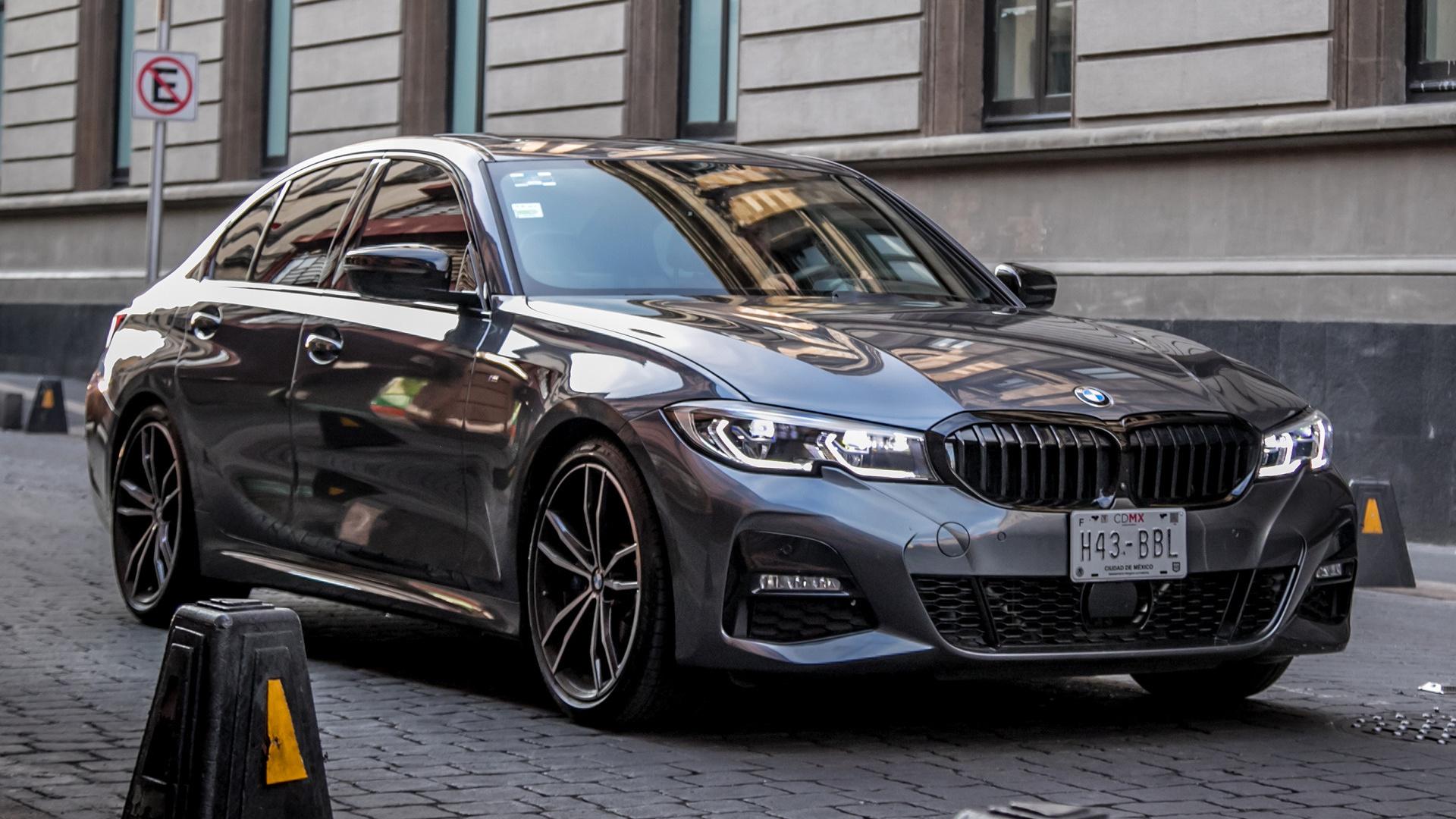 2019 BMW 3 Series M Sport Shadow Line (MX) - Wallpapers ...