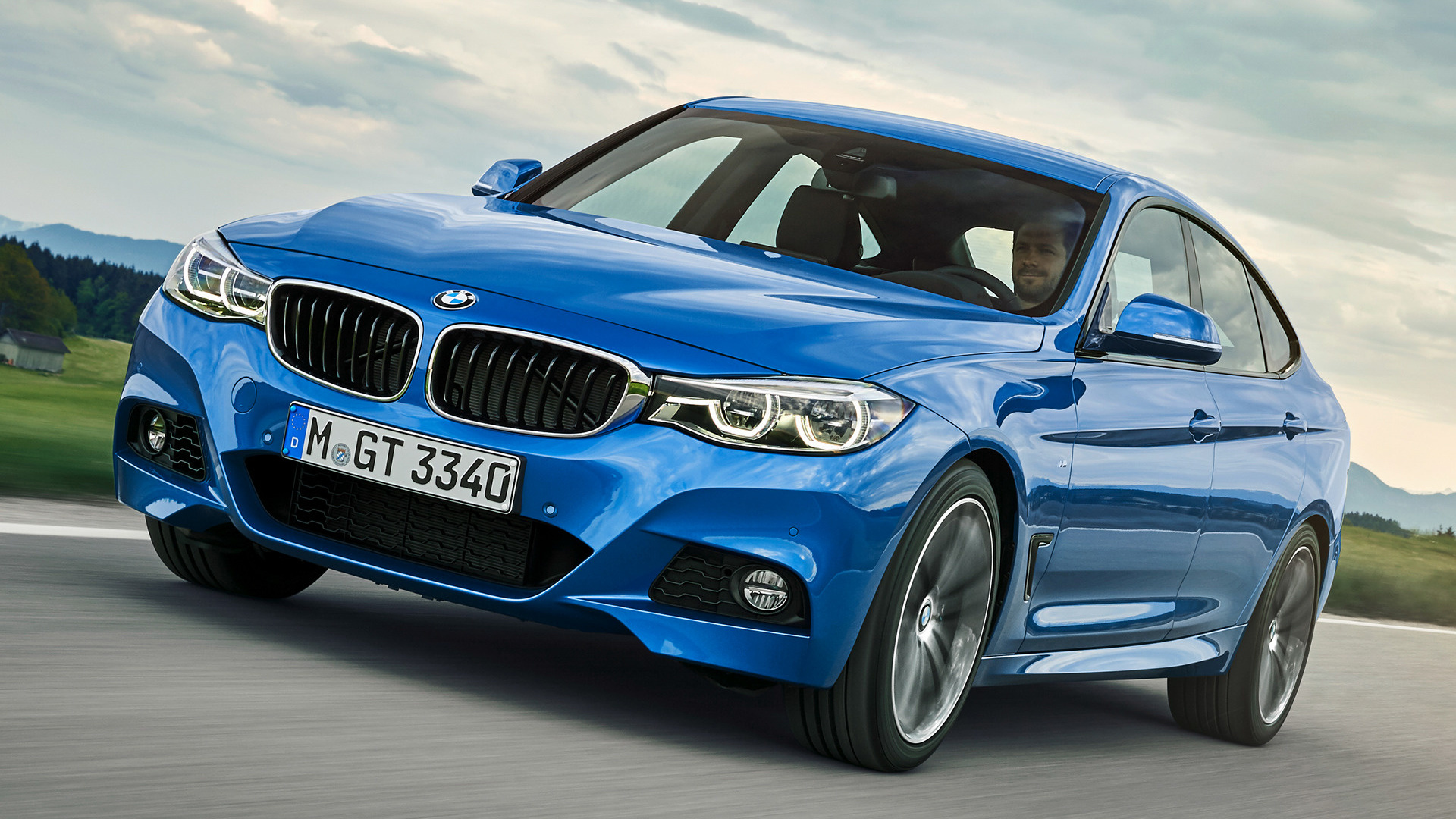 2016 BMW 3 Series Gran Turismo M Sport - Wallpapers and HD ...