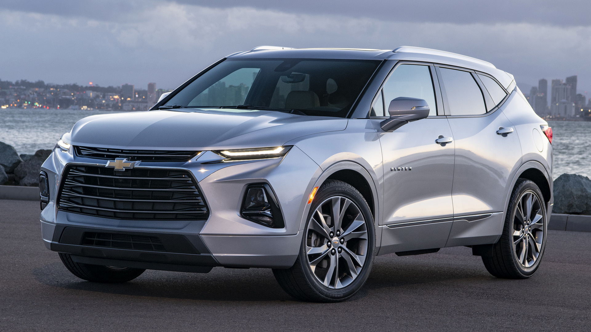 2019 Chevrolet Blazer - Wallpapers and HD Images | Car Pixel