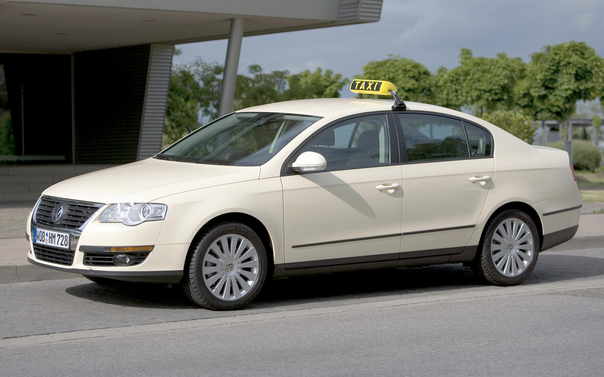 Volkswagen Passat Taxi 2005 Wallpapers And Hd Images