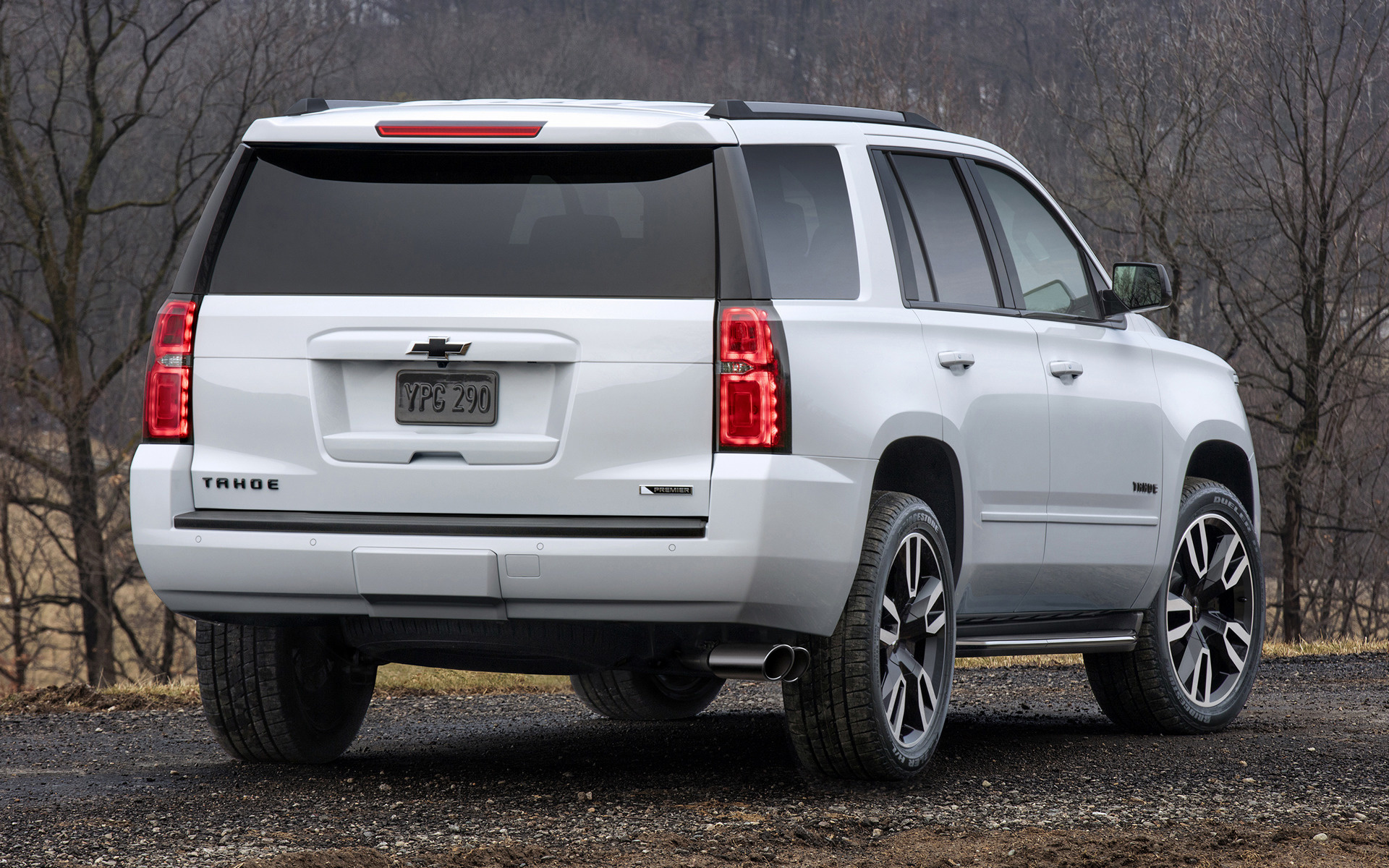 Chevrolet Tahoe RST Premier (2018) Wallpapers and HD ...
