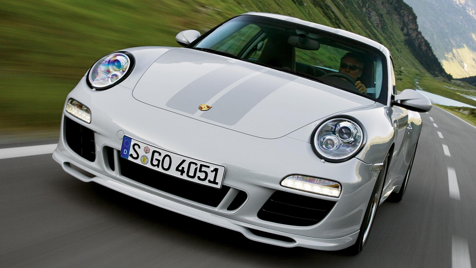 Porsche 911 Sport Classic Wallpaper
