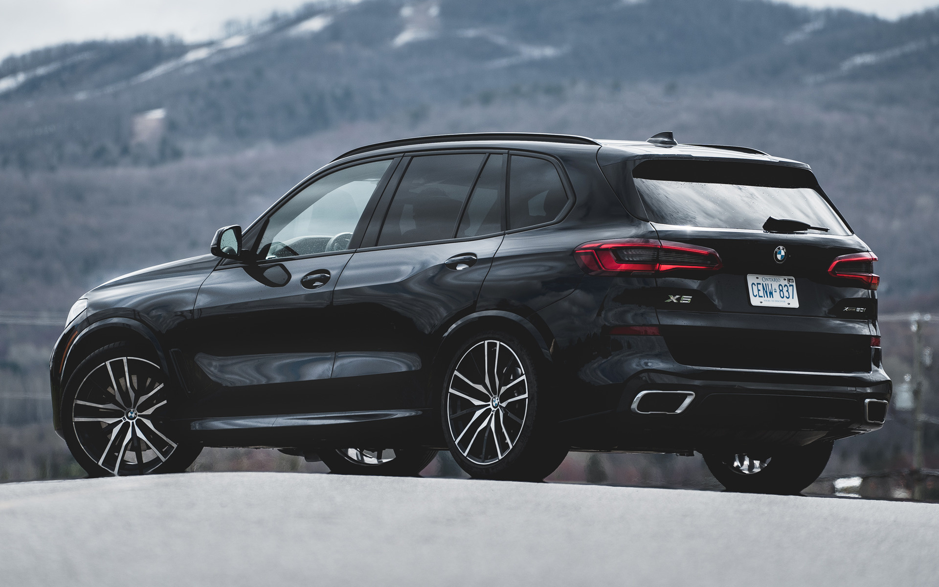 2019 Bmw X5 M Sport Us Wallpapers And Hd Images Car