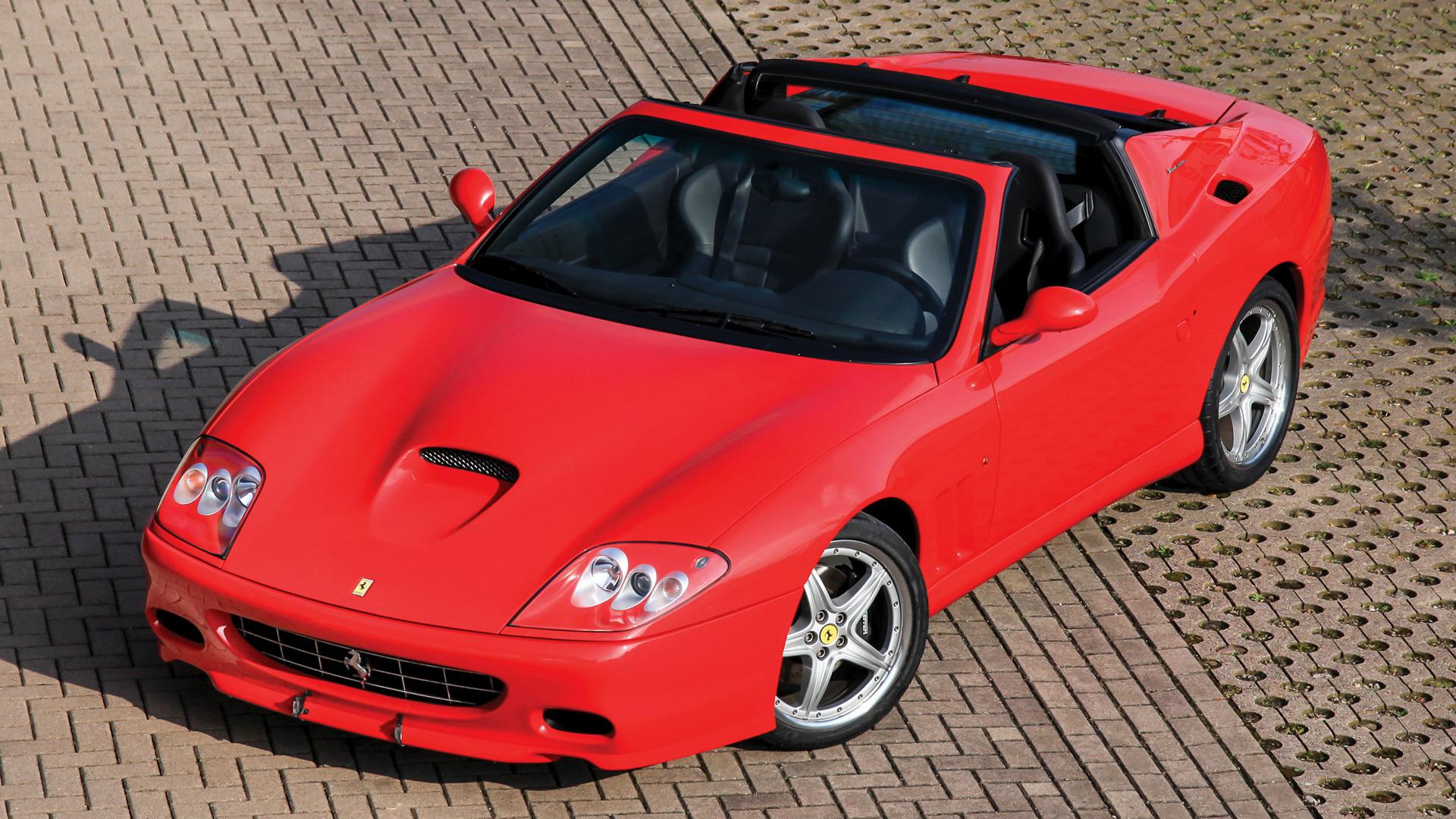 2005 Ferrari Superamerica Hintergrundbilder Und Wallpaper In Hd Car Pixel