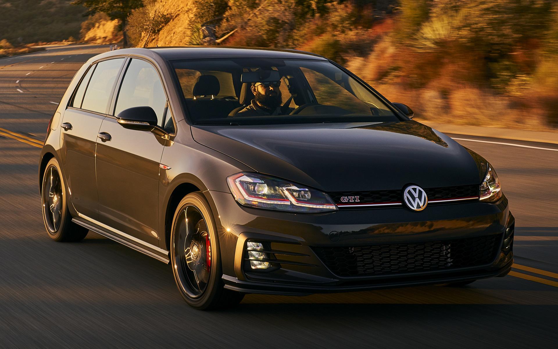 2019 Volkswagen Golf GTI Rabbit [5-door] (US) - Wallpapers ...