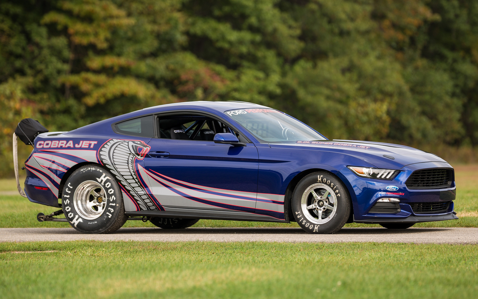 2016 Ford Mustang Cobra Jet Drag Car Wallpapers And Hd