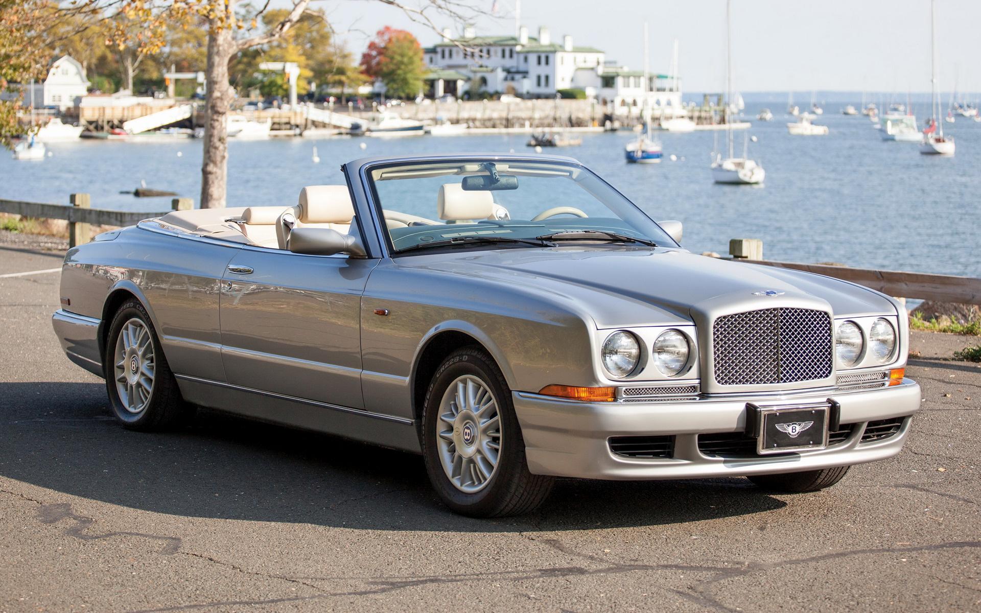 Bentley azure 1995