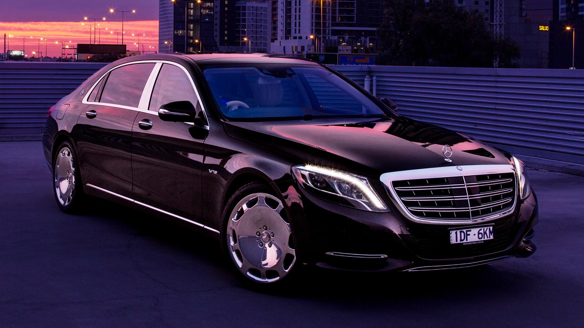 2015 Mercedes Maybach S Class Au Fondos De Pantalla E