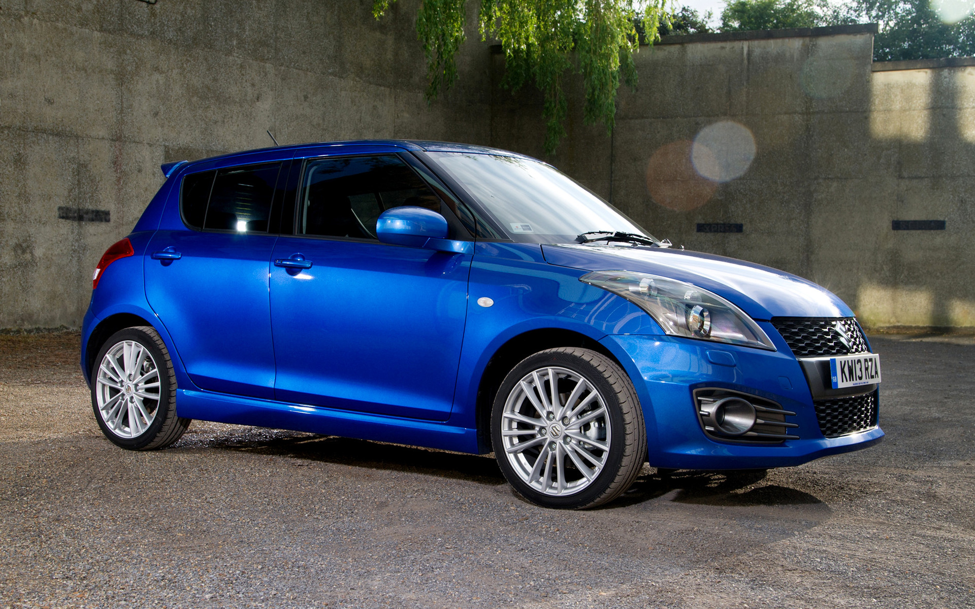 2013 suzuki swift sport 5 door uk wallpapers and hd. Black Bedroom Furniture Sets. Home Design Ideas