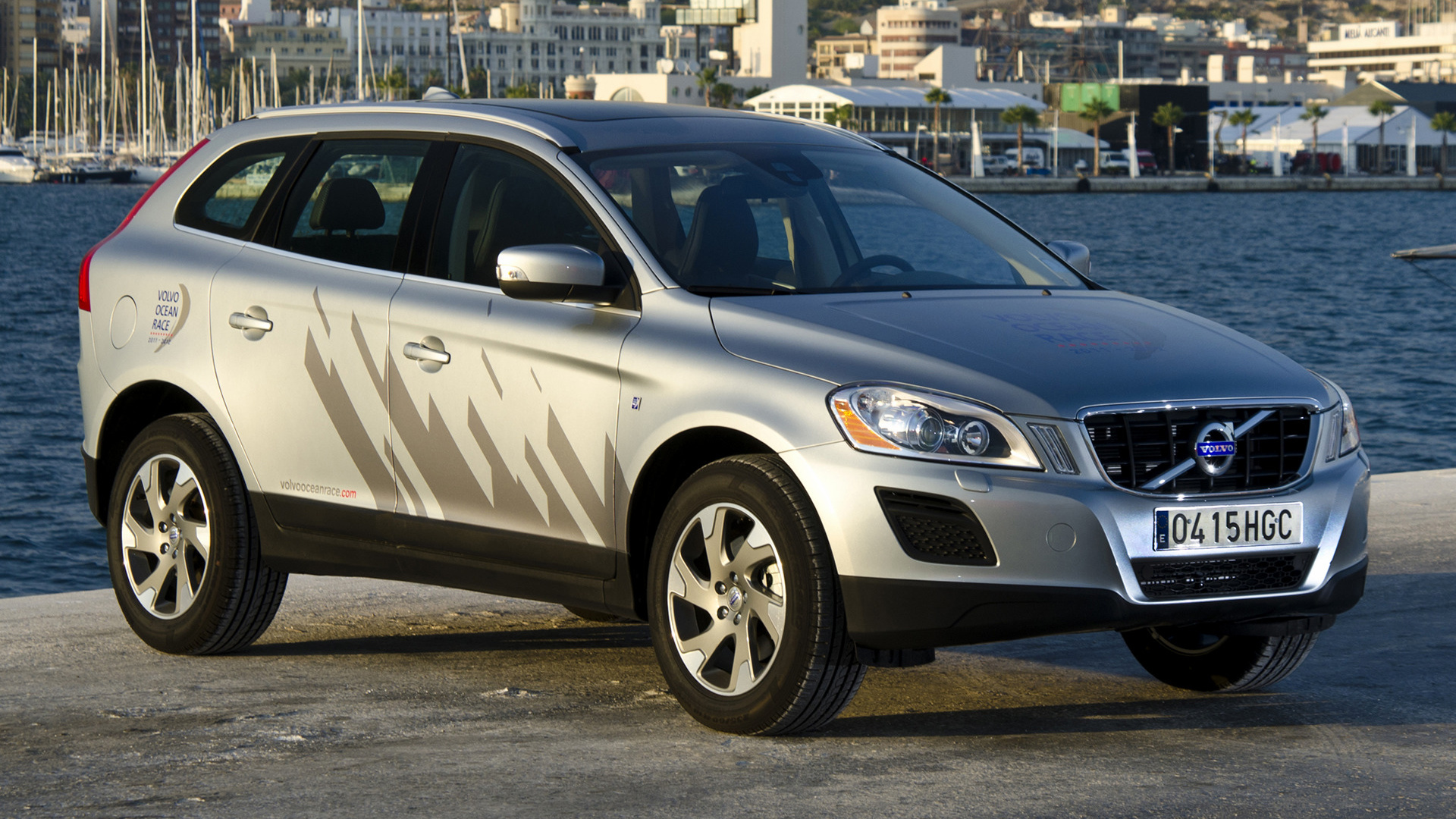 Volvo XC60 Ocean Race (2011) Wallpapers and HD Images - Car Pixel