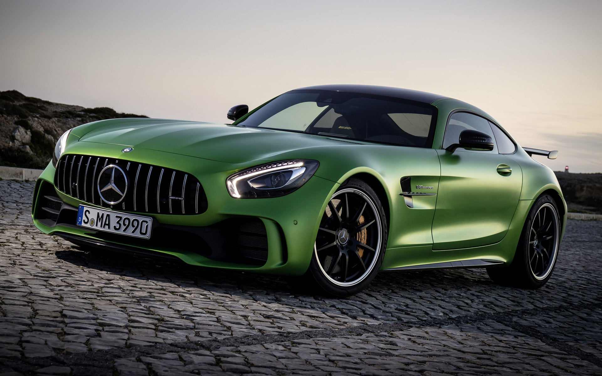 2016 Mercedes Amg Gt R Wallpapers And Hd Images Car Pixel