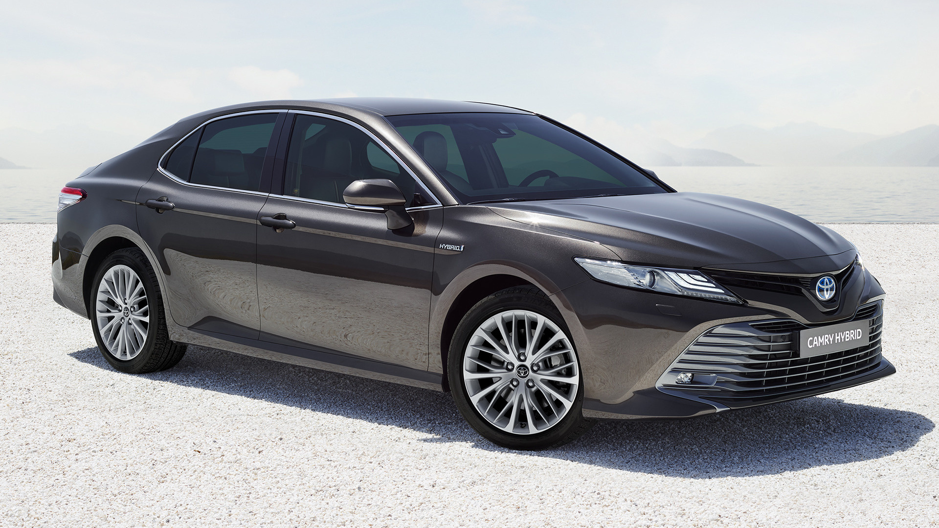 2019 Toyota Camry Hybrid Eu Wallpapers And Hd Images