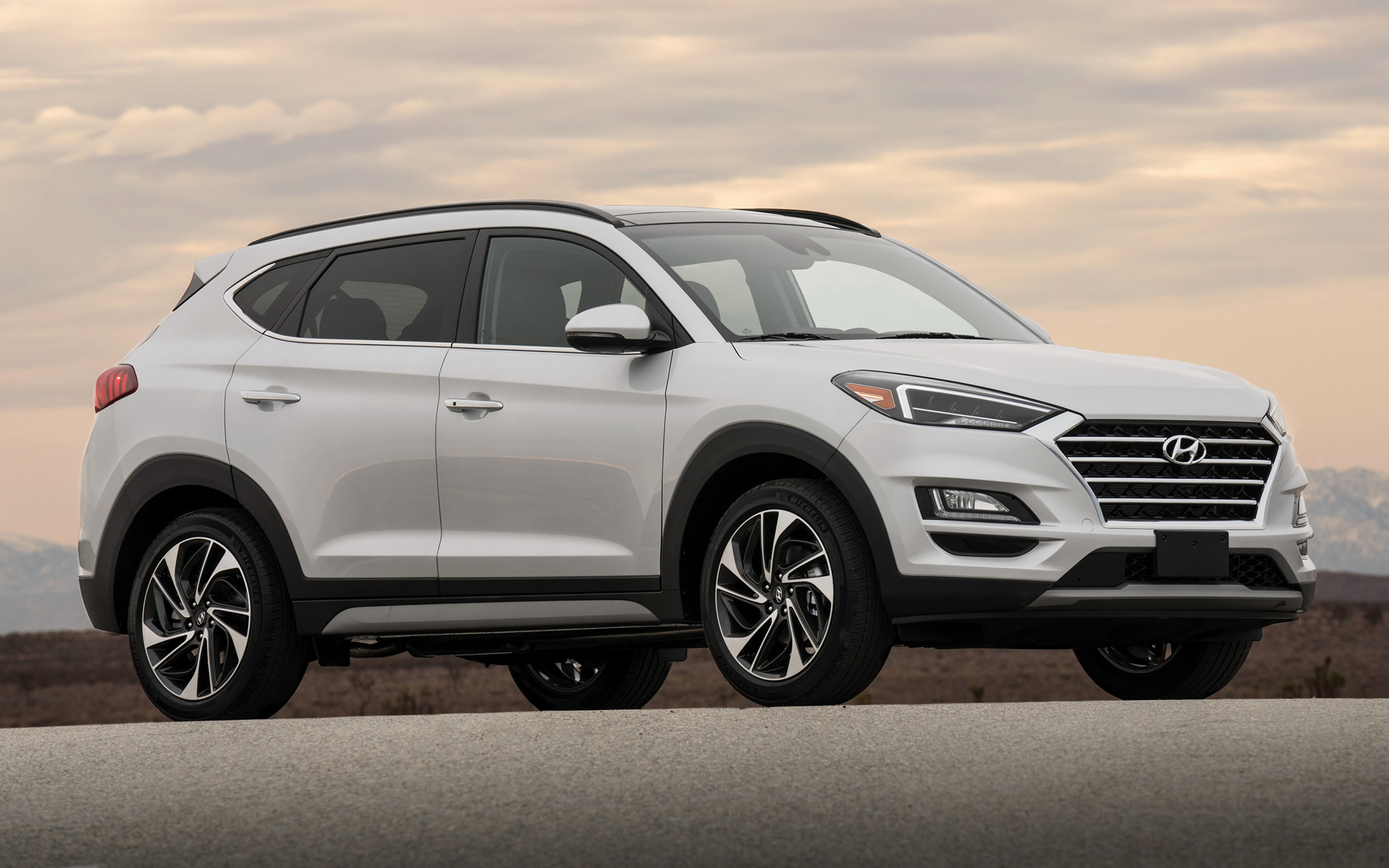2019 Hyundai Tucson (US) - Wallpapers and HD Images | Car ...