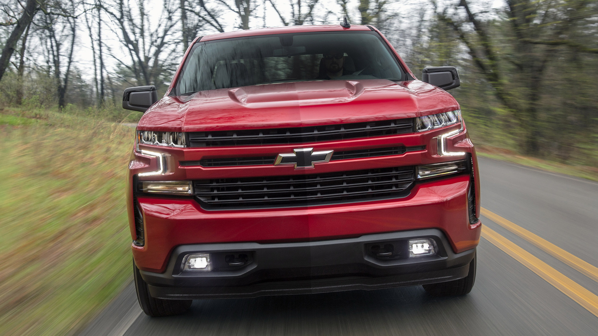 2019 Chevrolet Silverado RST Crew Cab - Wallpapers and HD ...