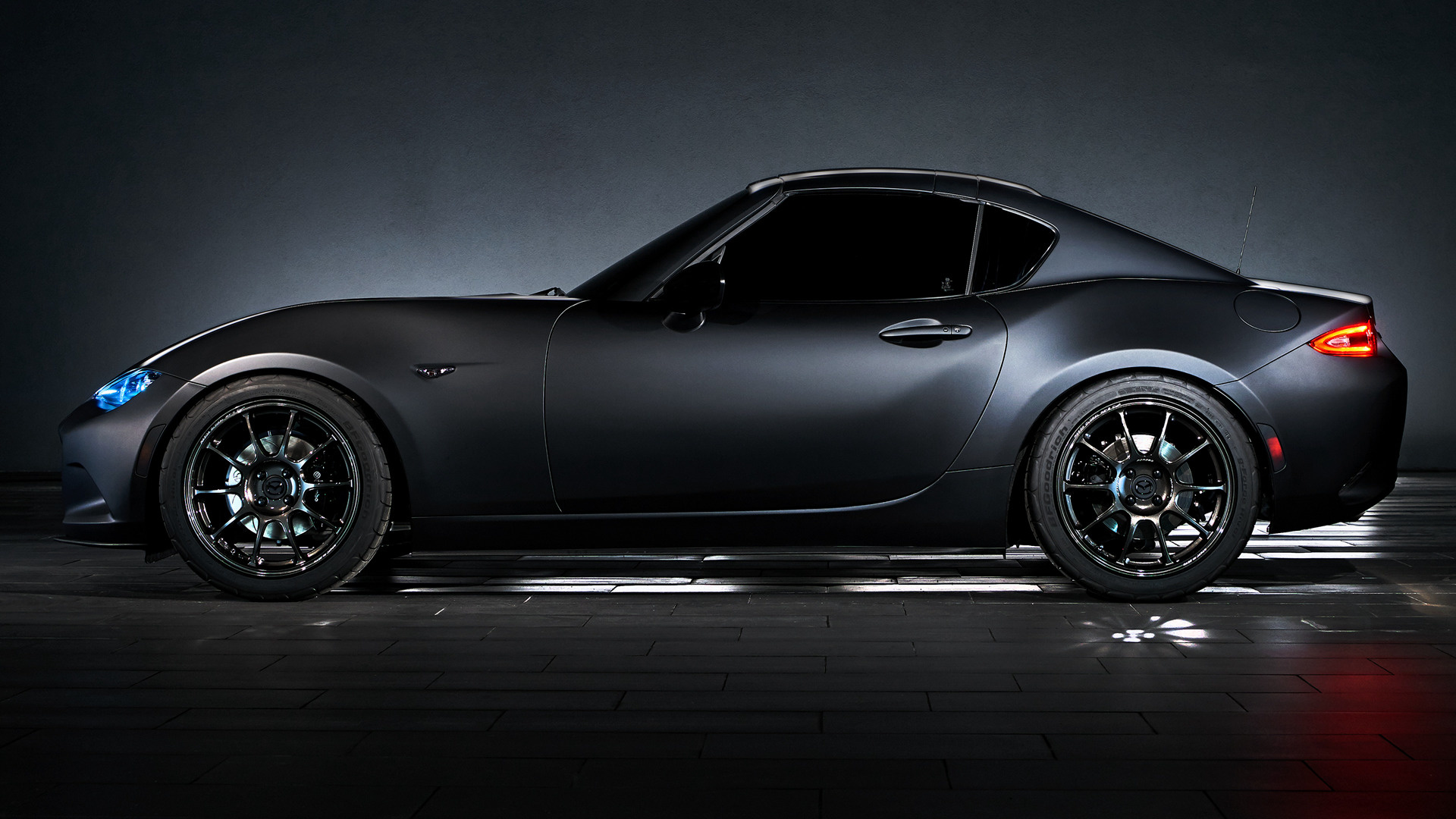 Mazda Mx Miata Rf Kuro Concept Wallpaper Hd