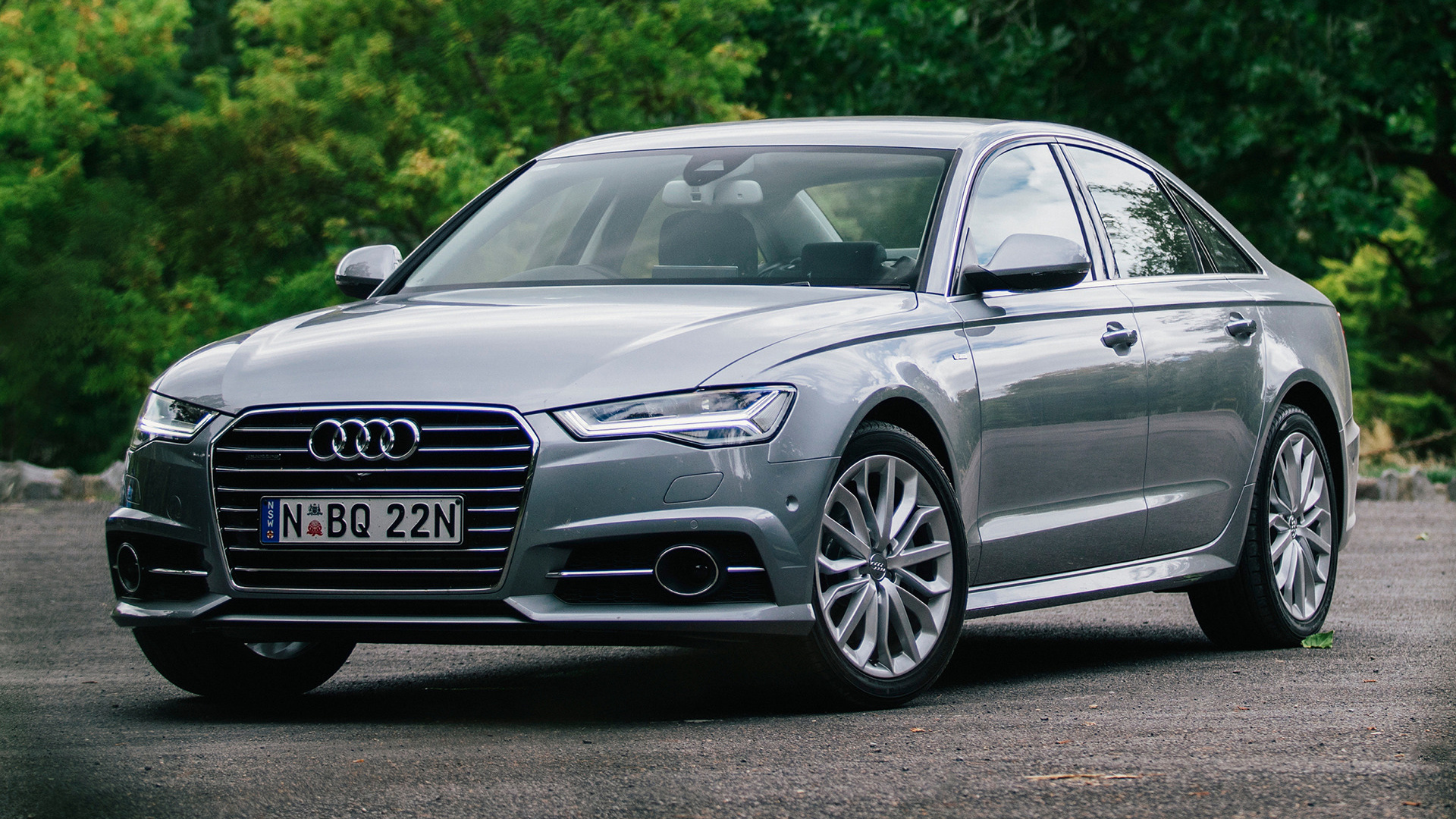Audi A6 Sedan S line (2015) AU Wallpapers and HD Images ...