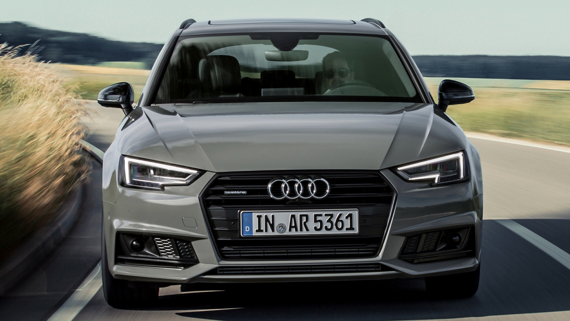 2017 Audi A4 Avant Black Edition Wallpapers And Hd Images