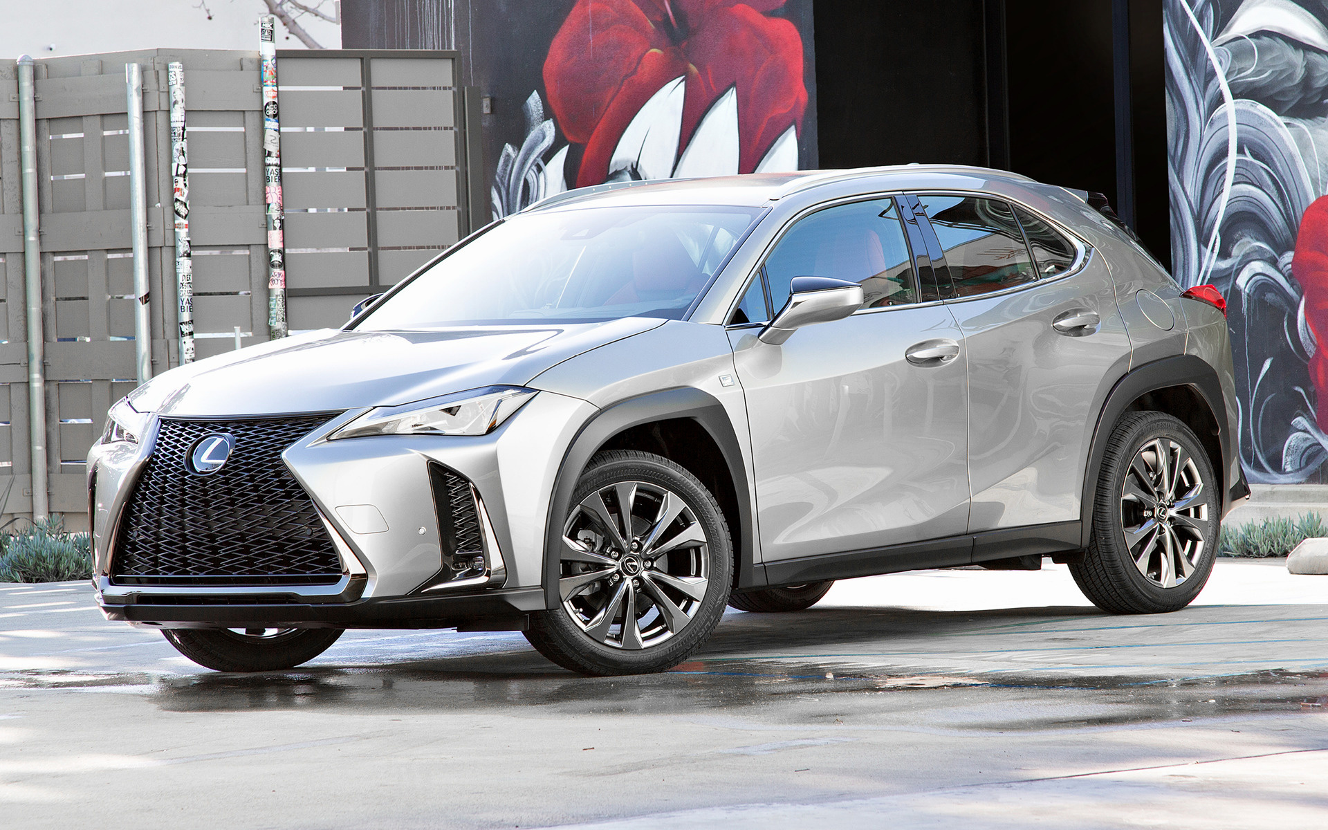 2019 Lexus UX F Sport (US) - Wallpapers and HD Images | Car Pixel