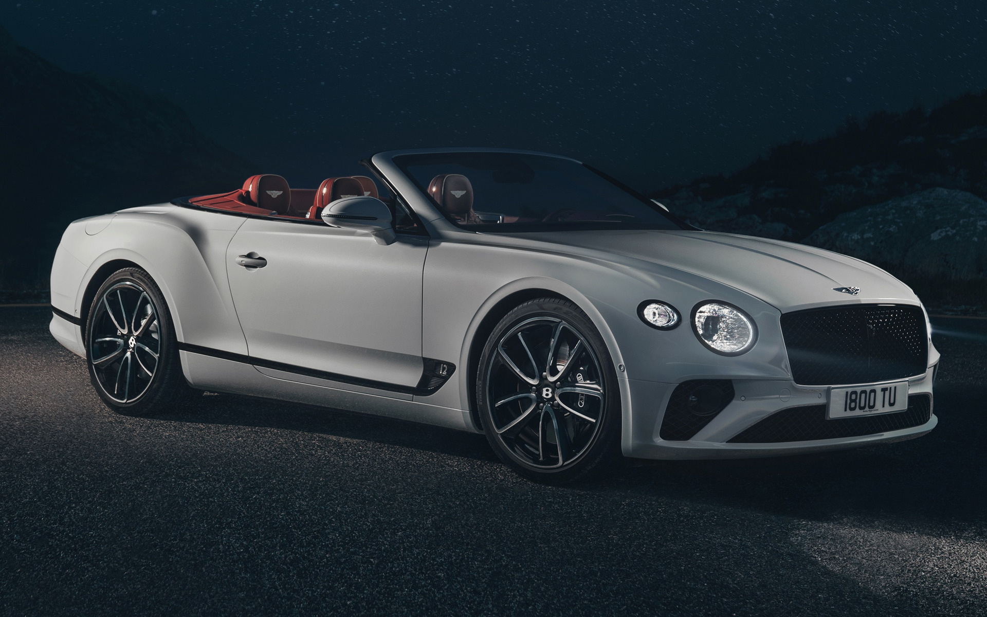 2019 Bentley Continental GT Convertible - Wallpapers and HD Images | Car Pixel