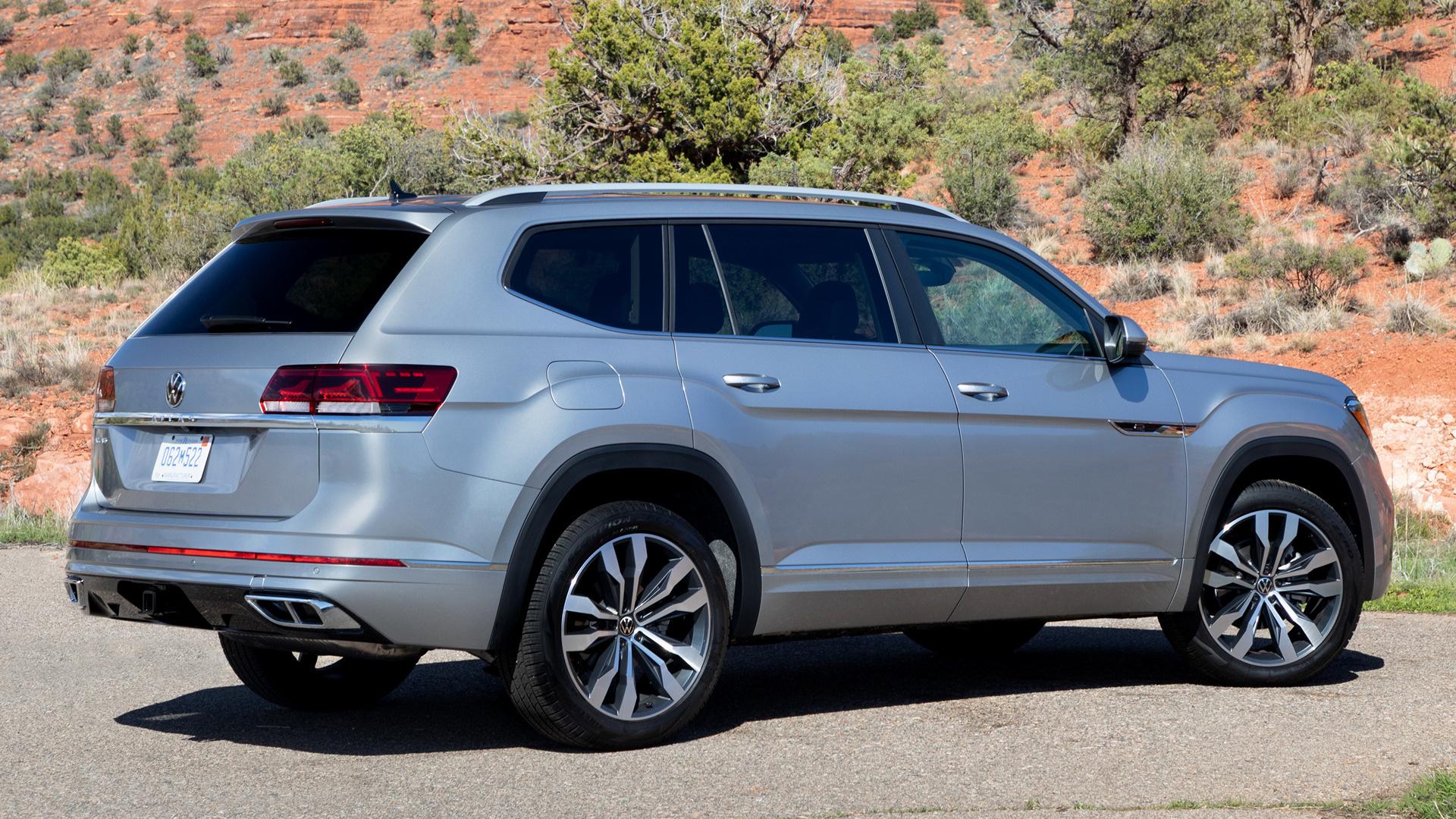 2021 Volkswagen Atlas R-Line - Wallpapers and HD Images ...