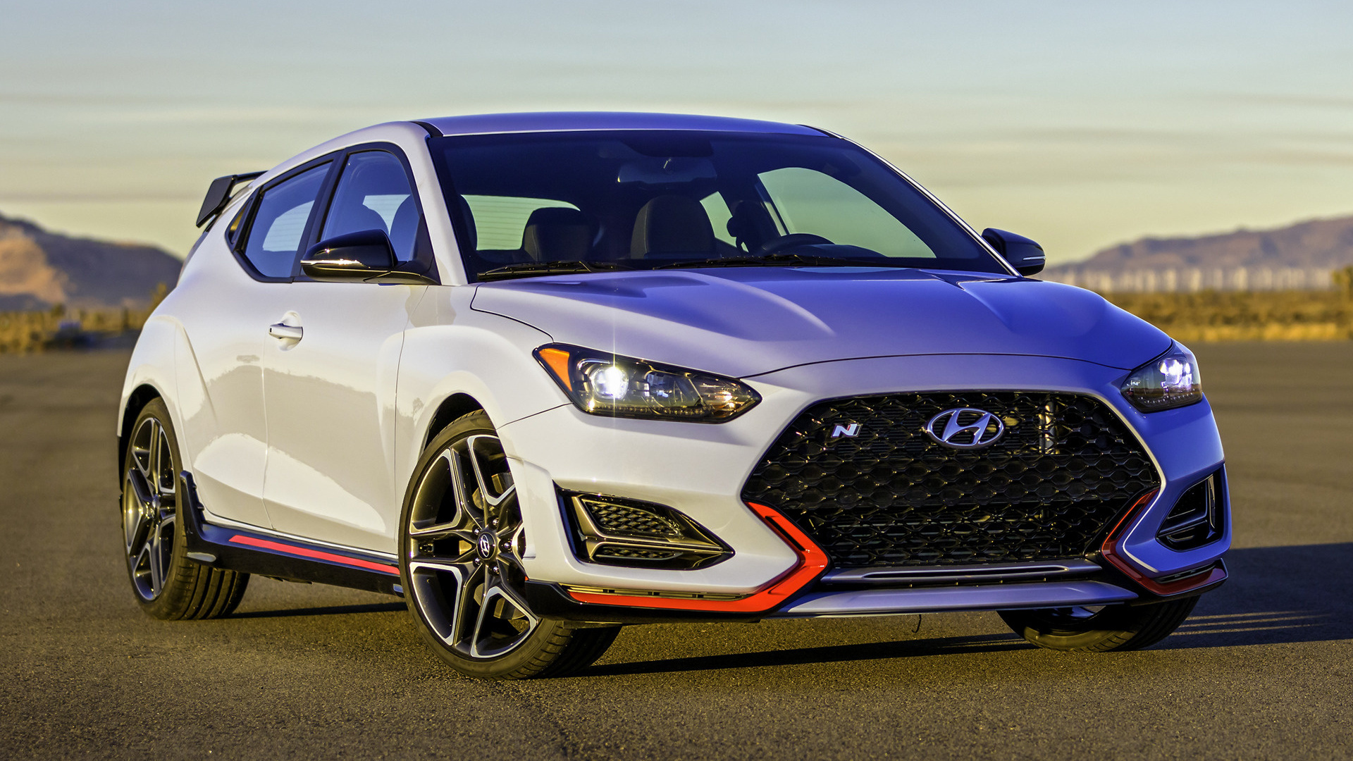 Hyundai Veloster Rally >> 2019 Hyundai Veloster N (US) - Wallpapers and HD Images ...