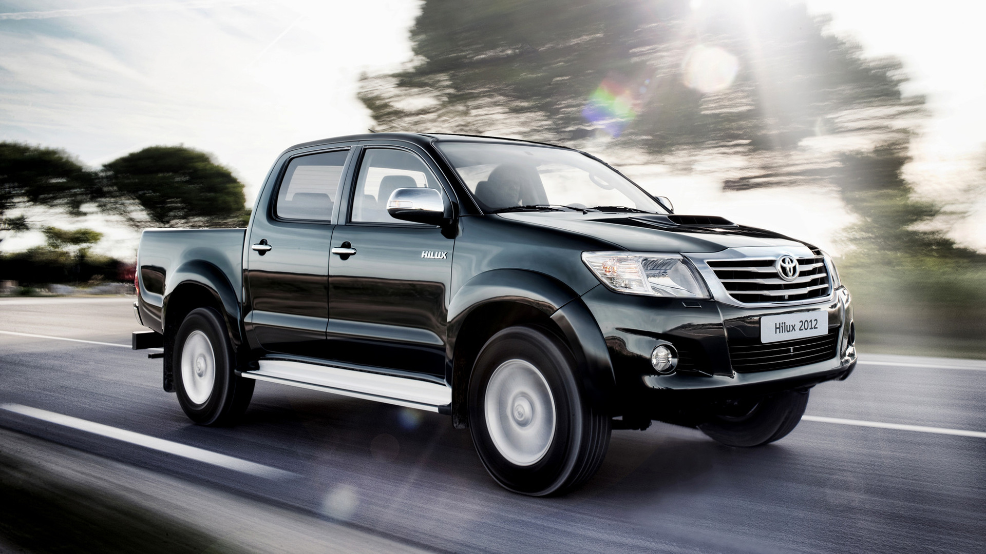 Toyota Hilux Double Cab 2011 Wallpapers And Hd Images Car Pixel