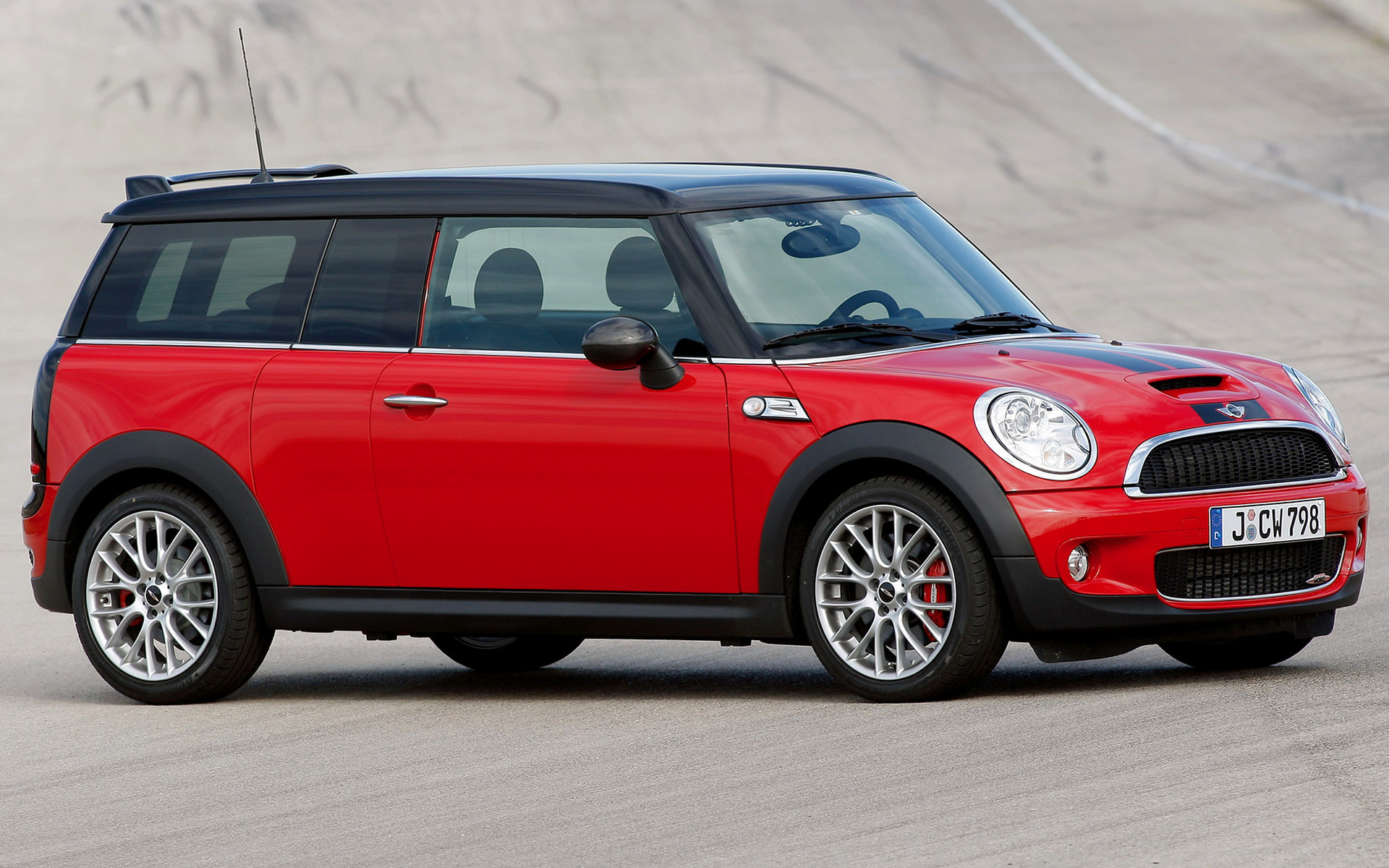 2008 Mini John Cooper Works Clubman Wallpapers And Hd Images Car