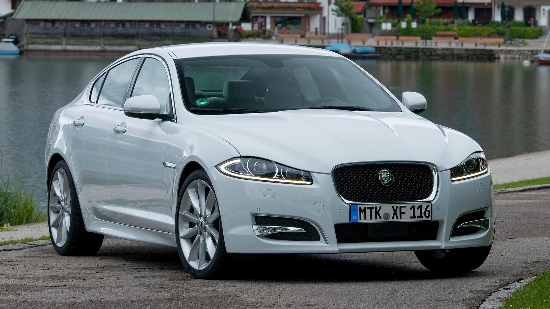 Jaguar Xf Aerodynamic Pack 2011 Wallpapers And Hd Images Car Pixel